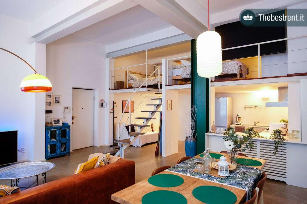 Appartamento ristrutturato arredato in affitto Rif. 8040471