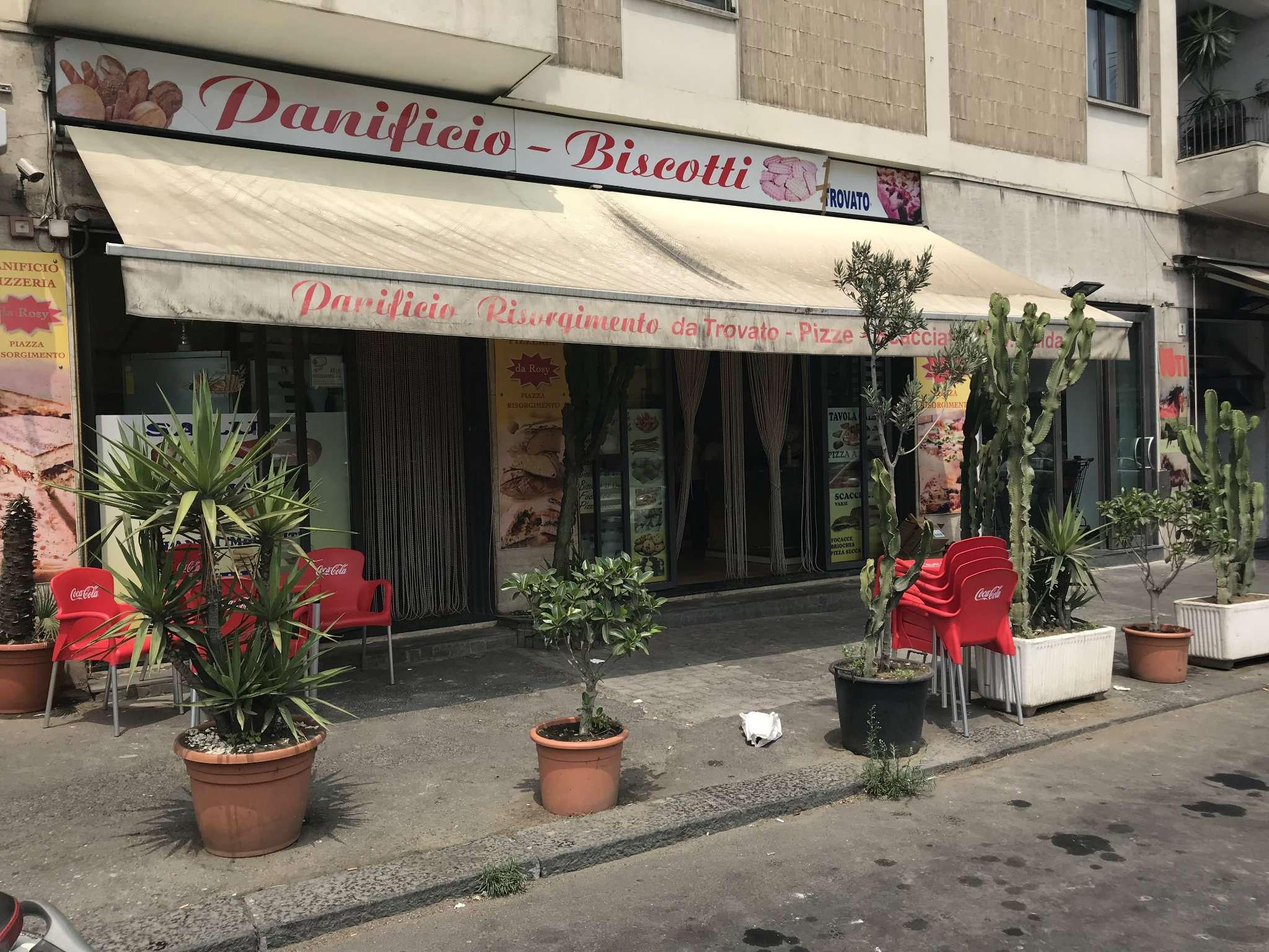 Vendita attività artigianale di Panificio, rivendita di tavola calda,alimenti e bevande