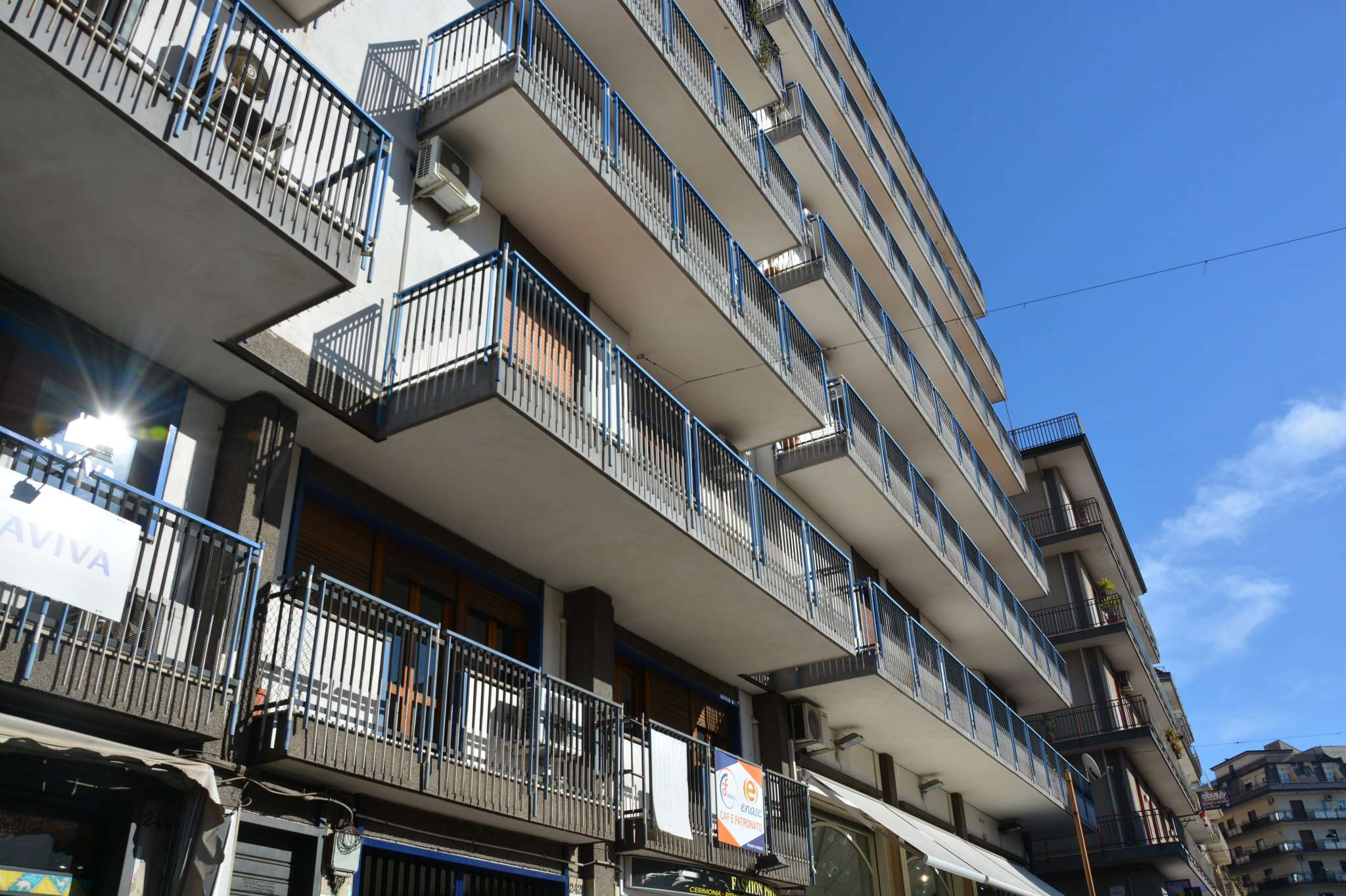 Grande appartamento ben esposto in zona servita