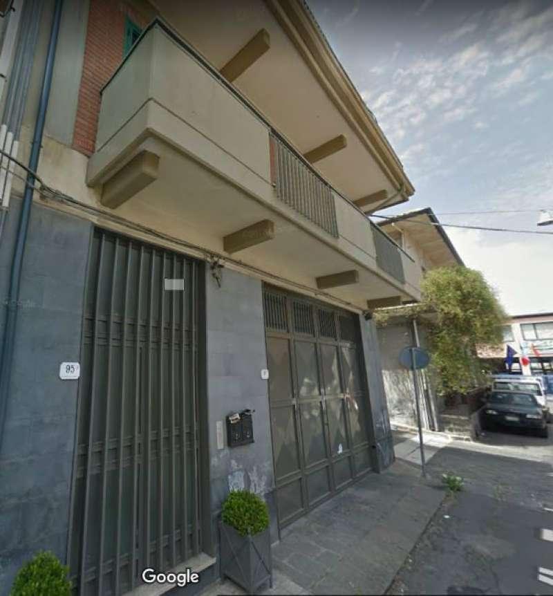 Affitto Zafferana Etneo appartamento € 500  quattro vani doppio servizio ampia terrazza