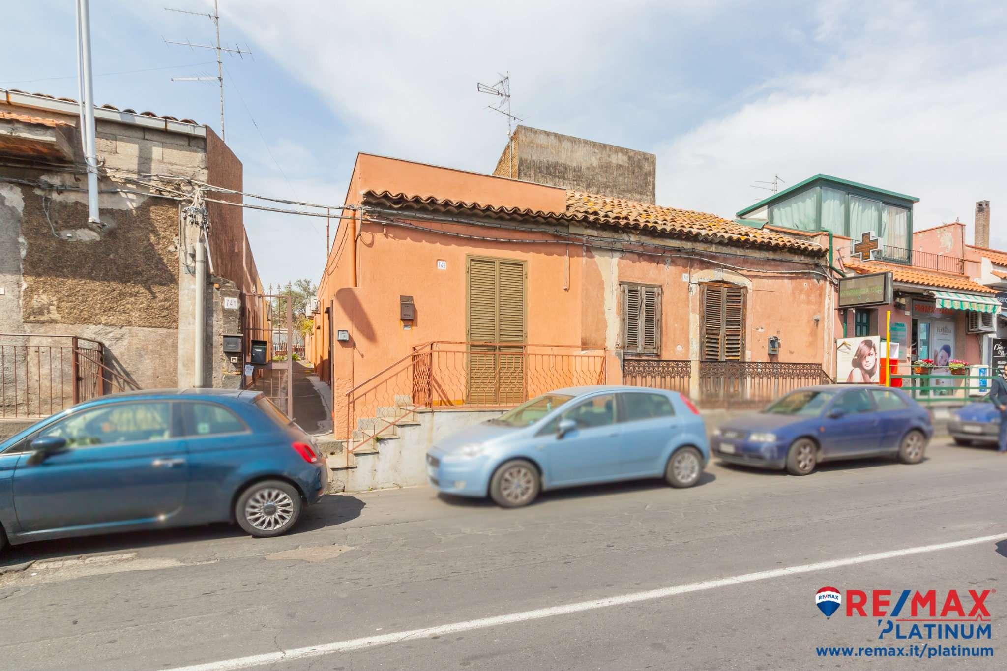 Soluzione Indipendente in vendita a Catania, 3 locali, prezzo € 155.000 | CambioCasa.it
