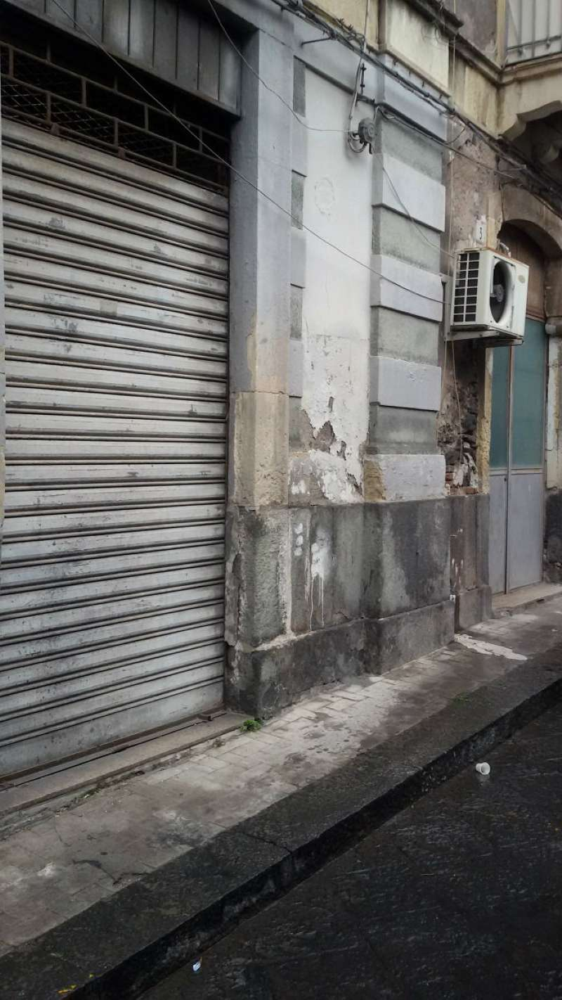 Soluzione Indipendente in vendita a Catania, 1 locali, prezzo € 20.000 | CambioCasa.it