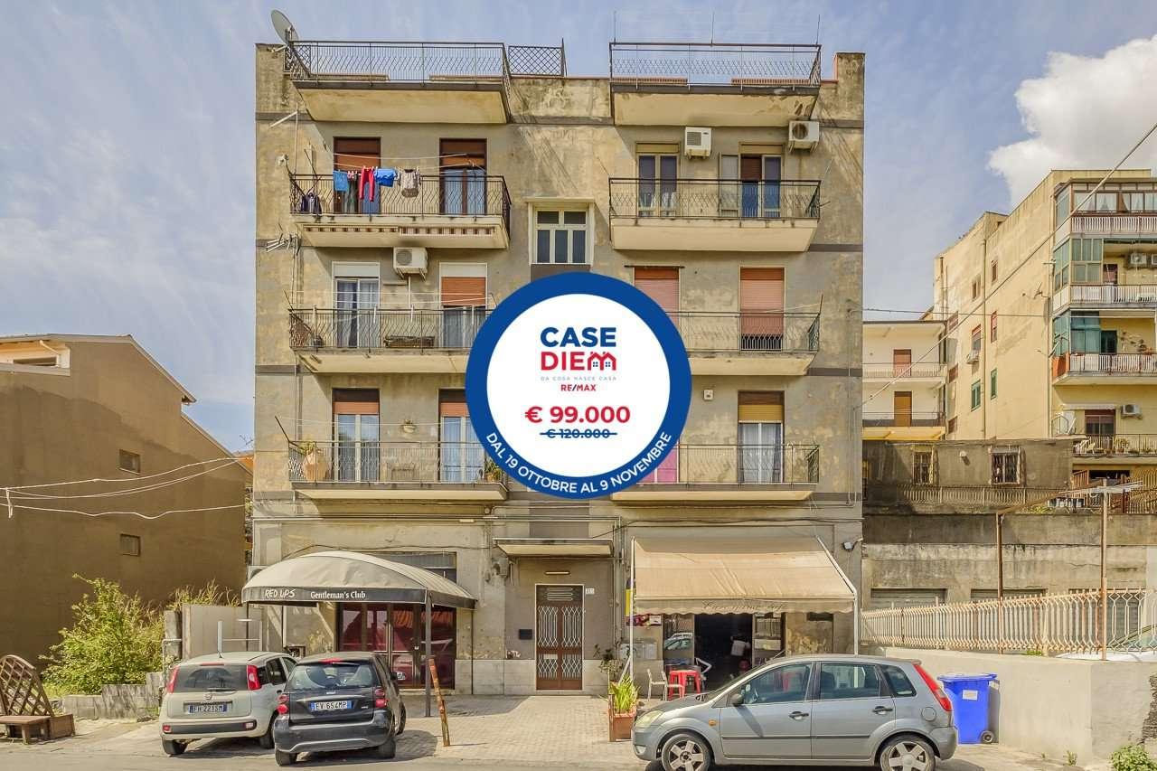 Appartamento in vendita a Motta Sant'Anastasia, 4 locali, prezzo € 105.000 | PortaleAgenzieImmobiliari.it