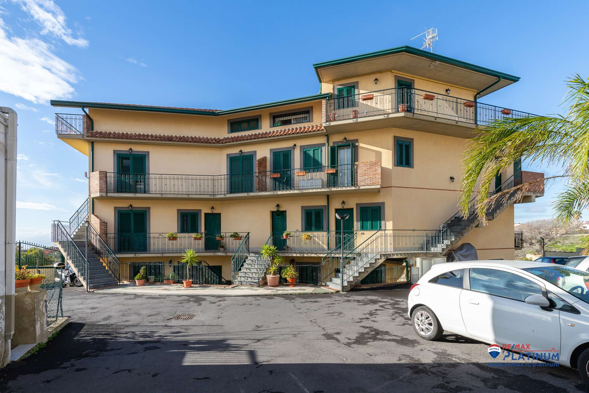 Appartamento in vendita a Catania, 4 locali, prezzo € 220.000 | PortaleAgenzieImmobiliari.it