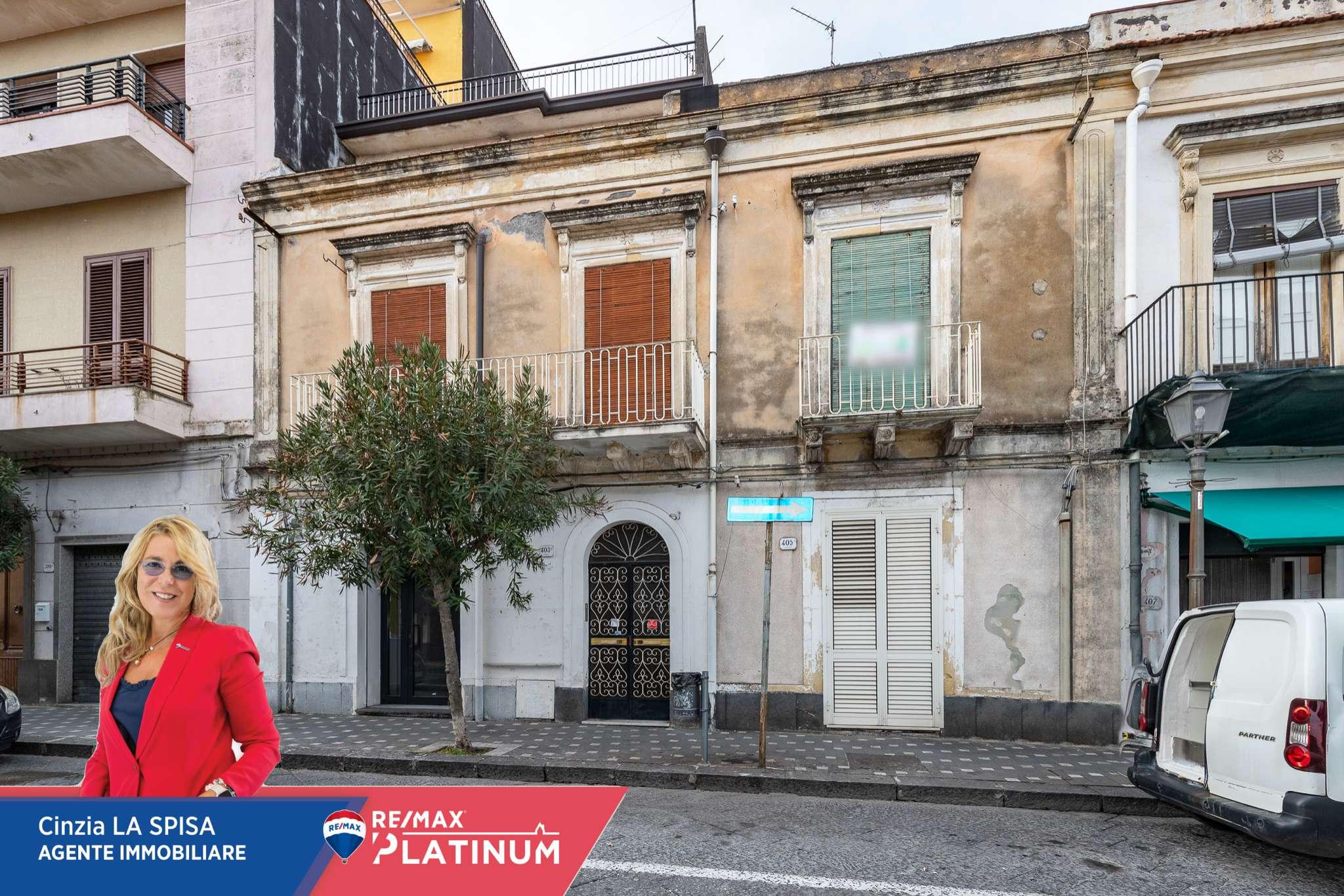 Appartamento in vendita a Zafferana Etnea, 4 locali, prezzo € 80.000 | PortaleAgenzieImmobiliari.it