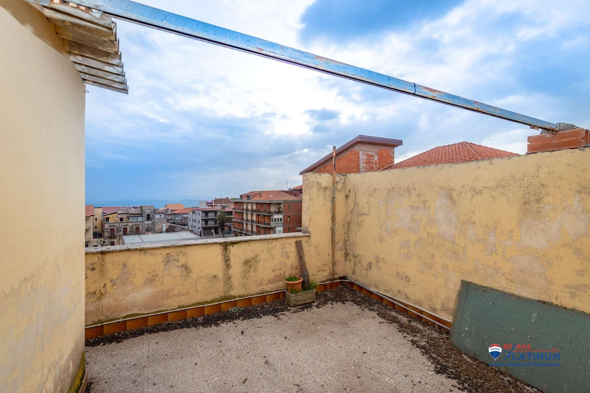 Attico / Mansarda in vendita a Biancavilla, 2 locali, prezzo € 35.000   PortaleAgenzieImmobiliari.it