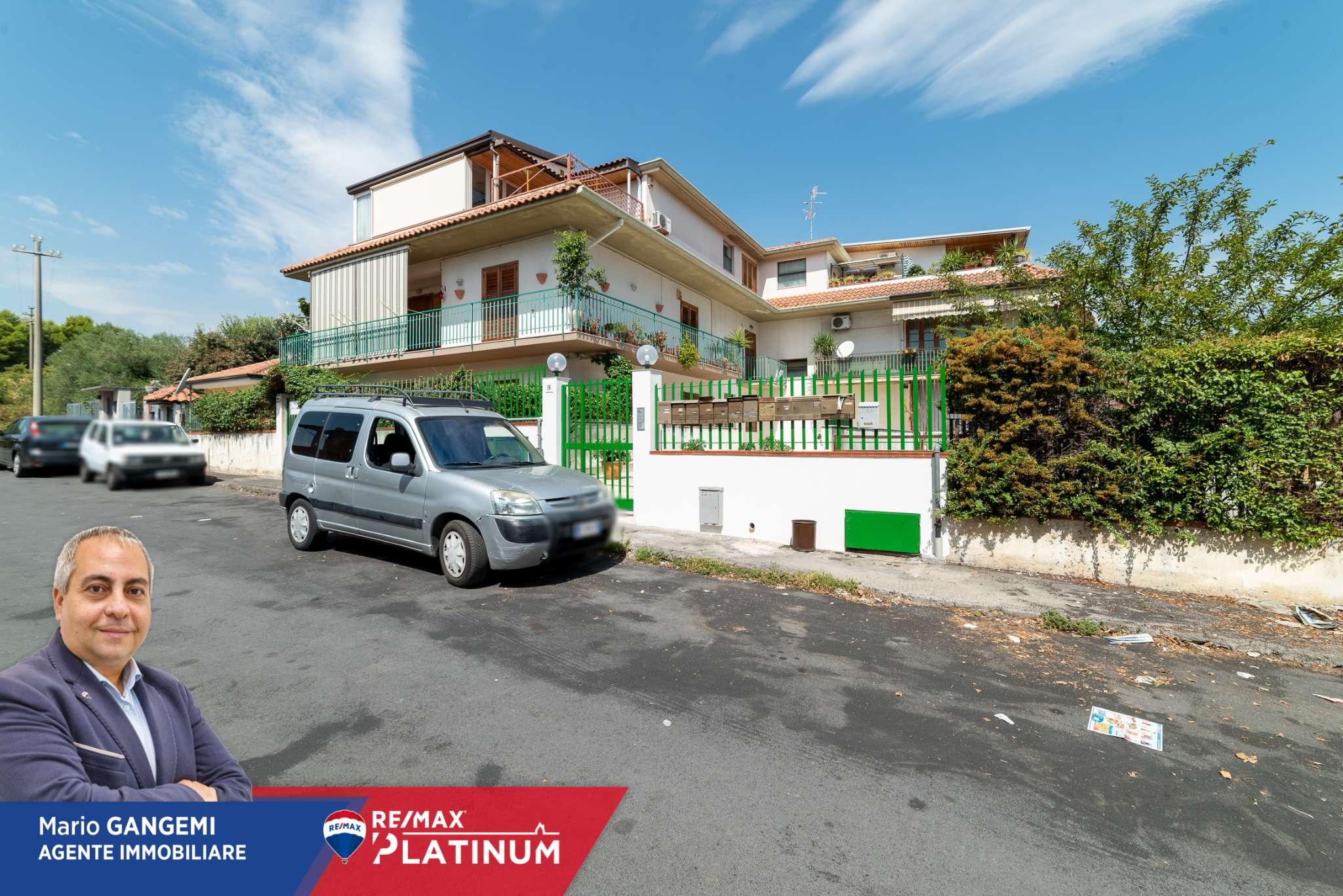 Appartamento in vendita a Aci Sant'Antonio, 3 locali, prezzo € 79.000 | PortaleAgenzieImmobiliari.it