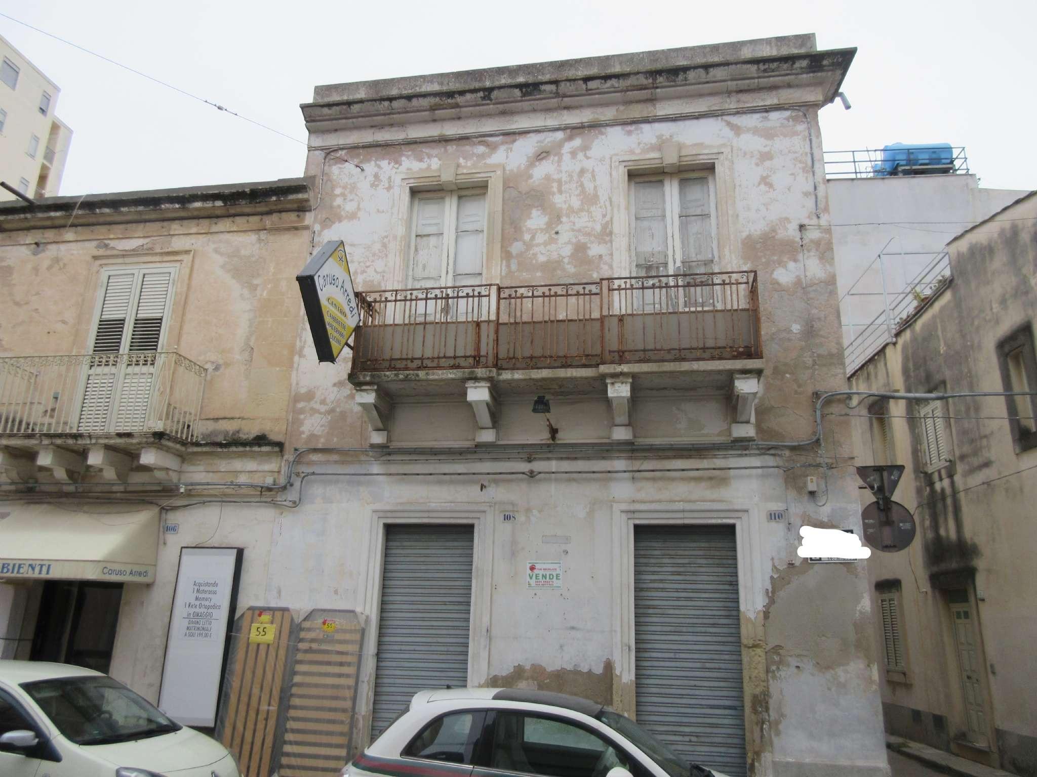 Appartamento centro storico Avola