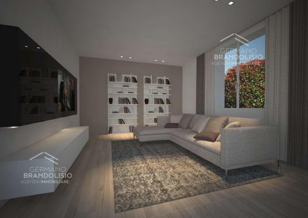 Appartamento in vendita a Treviso, 4 locali, prezzo € 125.000 | CambioCasa.it