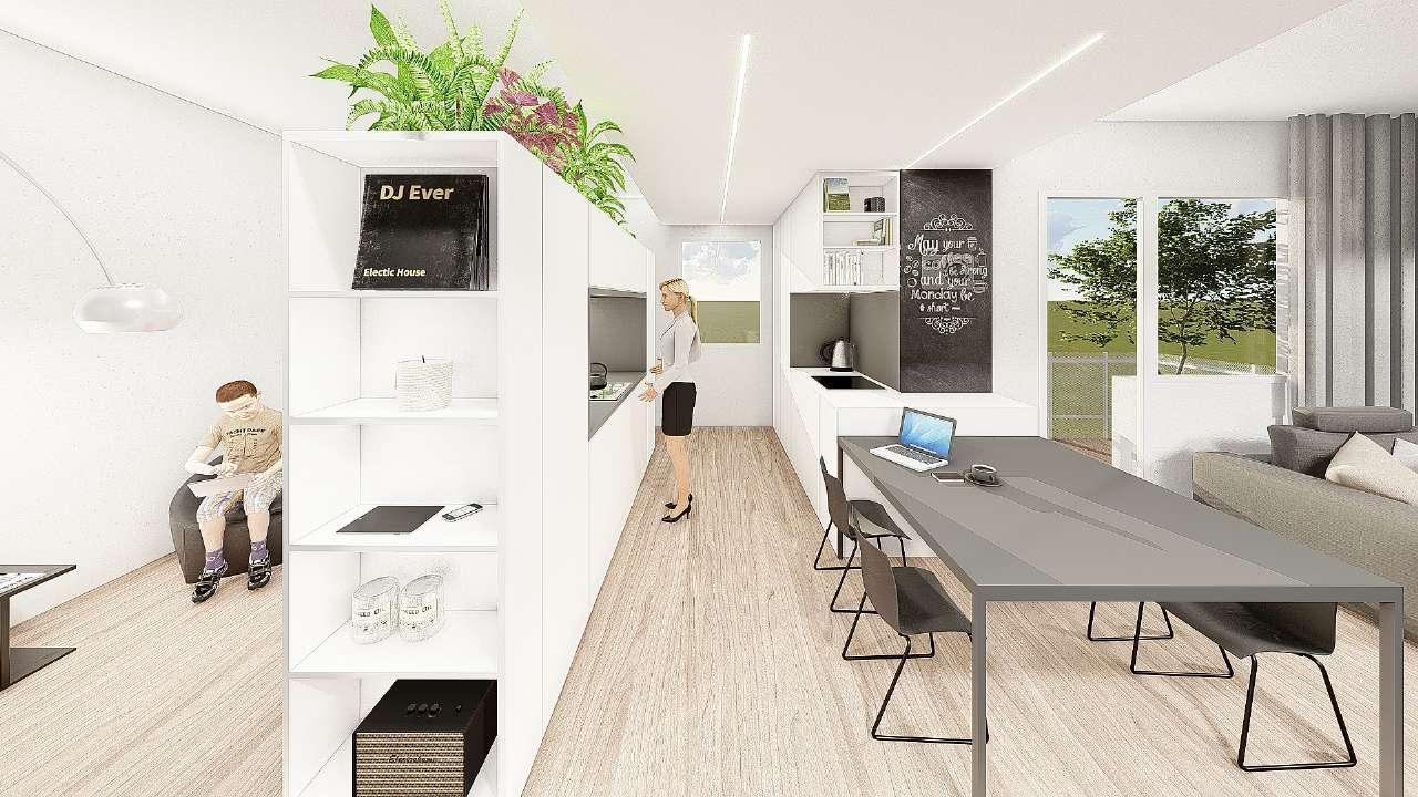 Appartamento in vendita a Treviso, 5 locali, prezzo € 270.000   PortaleAgenzieImmobiliari.it