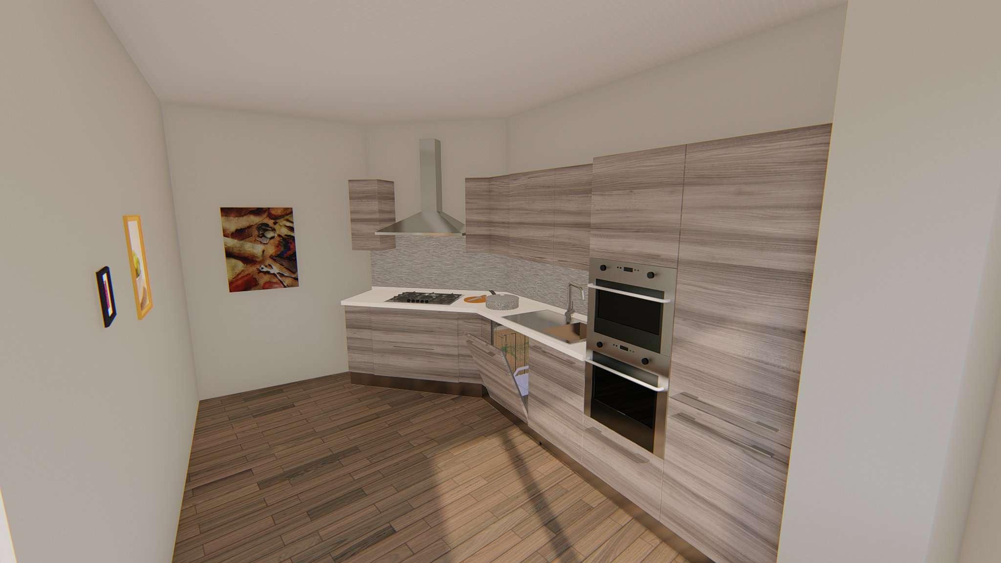 Appartamento in vendita a Albairate, 2 locali, prezzo € 140.000   CambioCasa.it