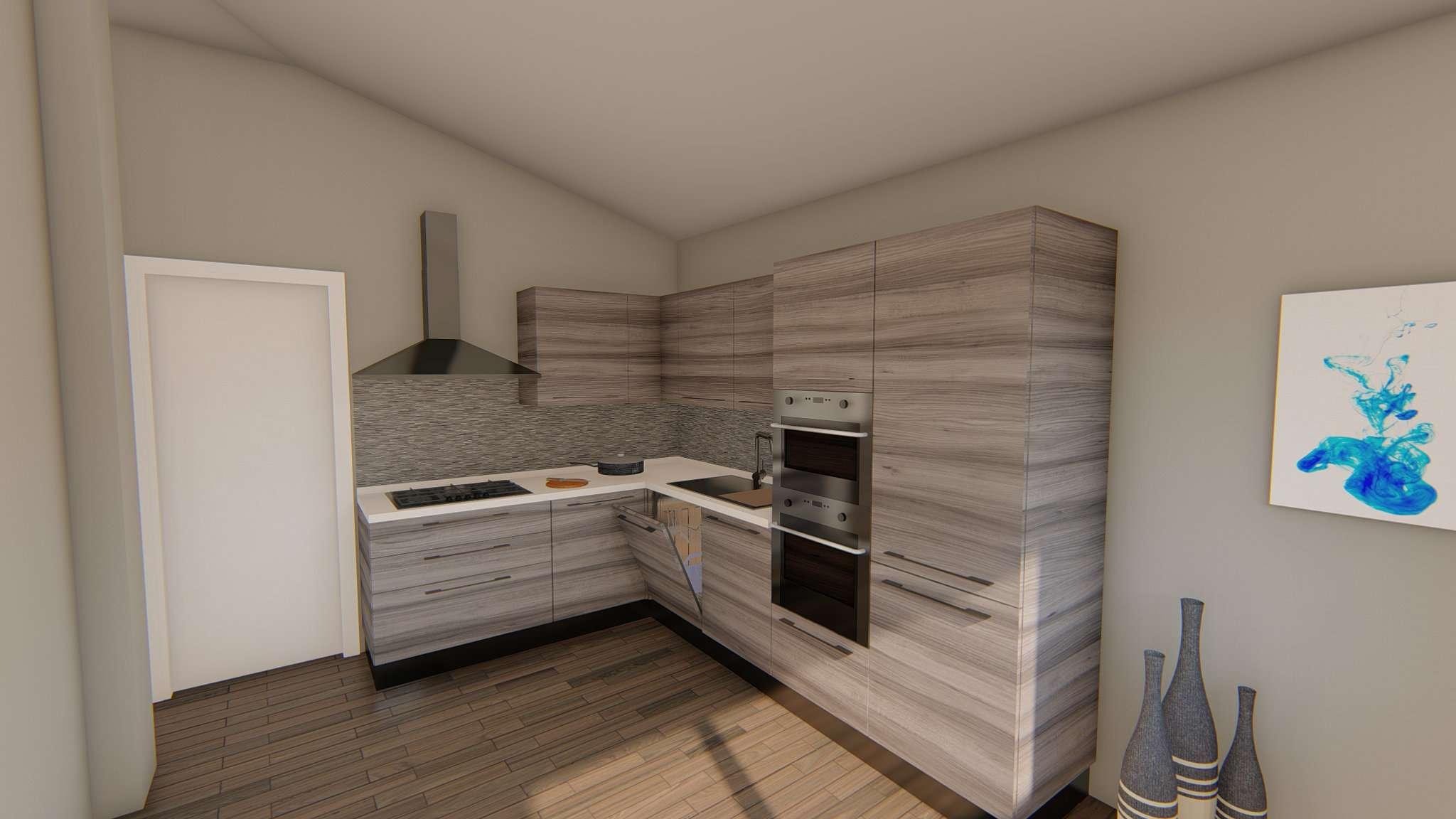 Appartamento in vendita a Albairate, 3 locali, prezzo € 195.000   CambioCasa.it