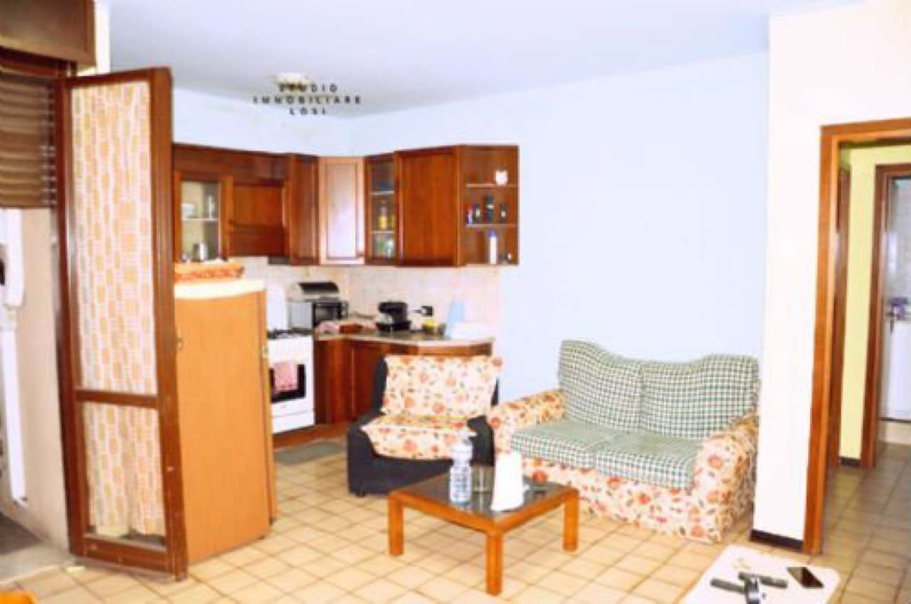 Appartamento in buone condizioni parzialmente arredato in vendita Rif. 8888701