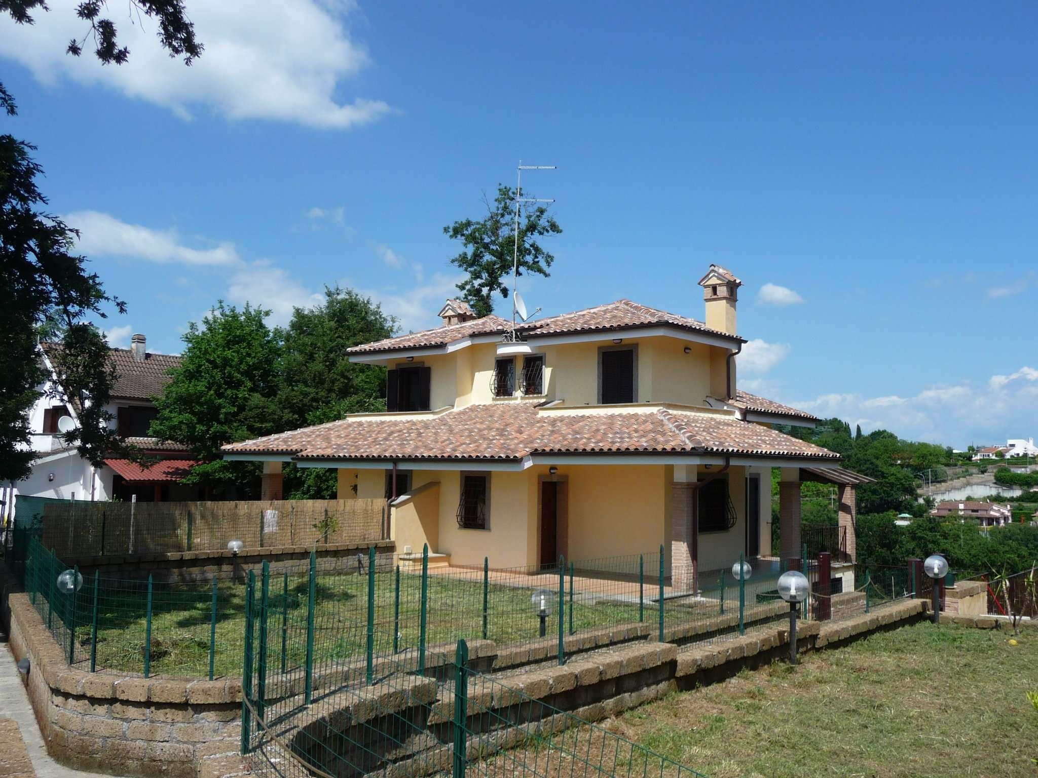 Soluzione Indipendente in vendita a Rignano Flaminio, 5 locali, prezzo € 260.000 | CambioCasa.it