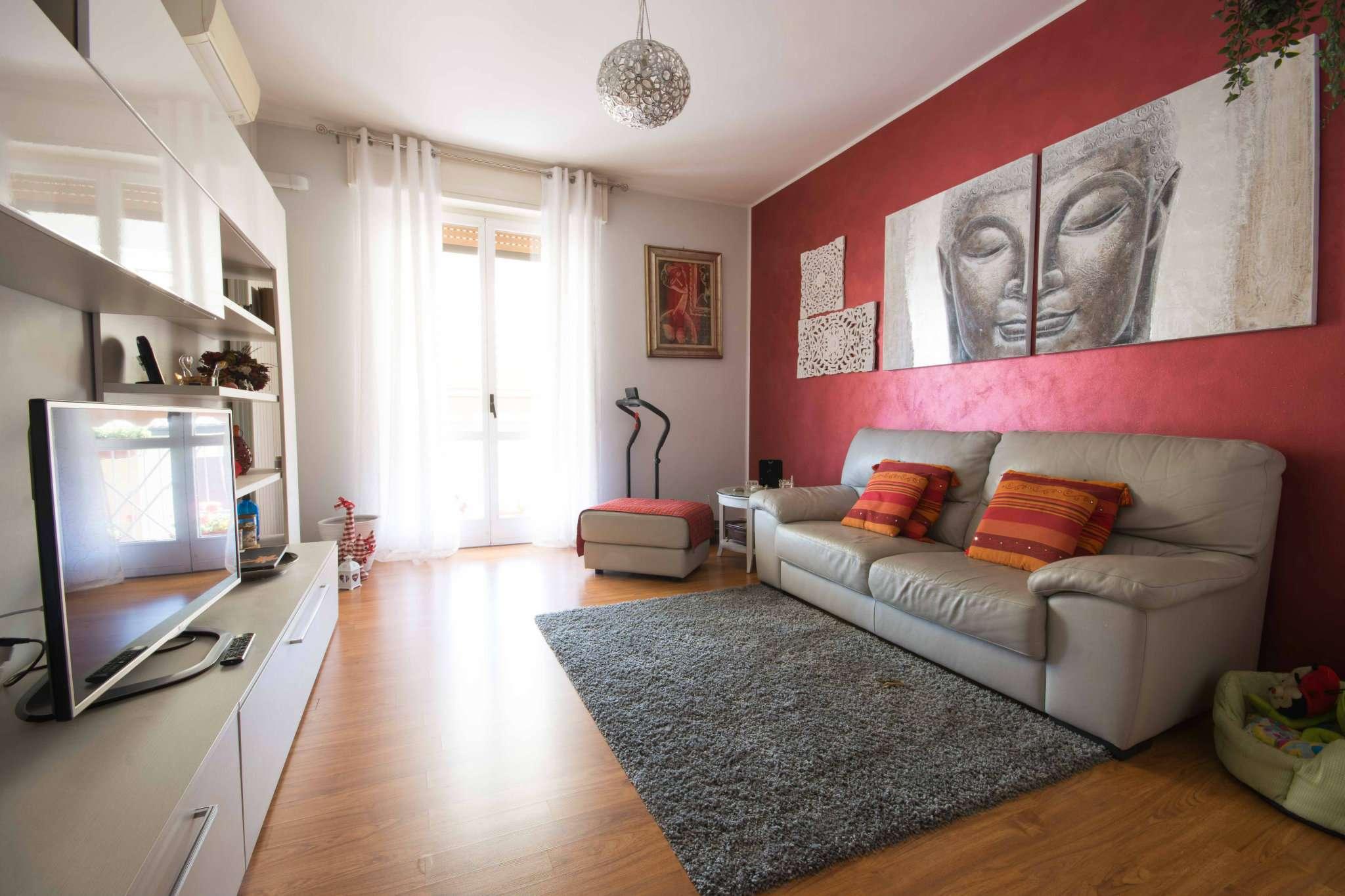 Appartamento in vendita a Albairate, 4 locali, prezzo € 145.000   CambioCasa.it