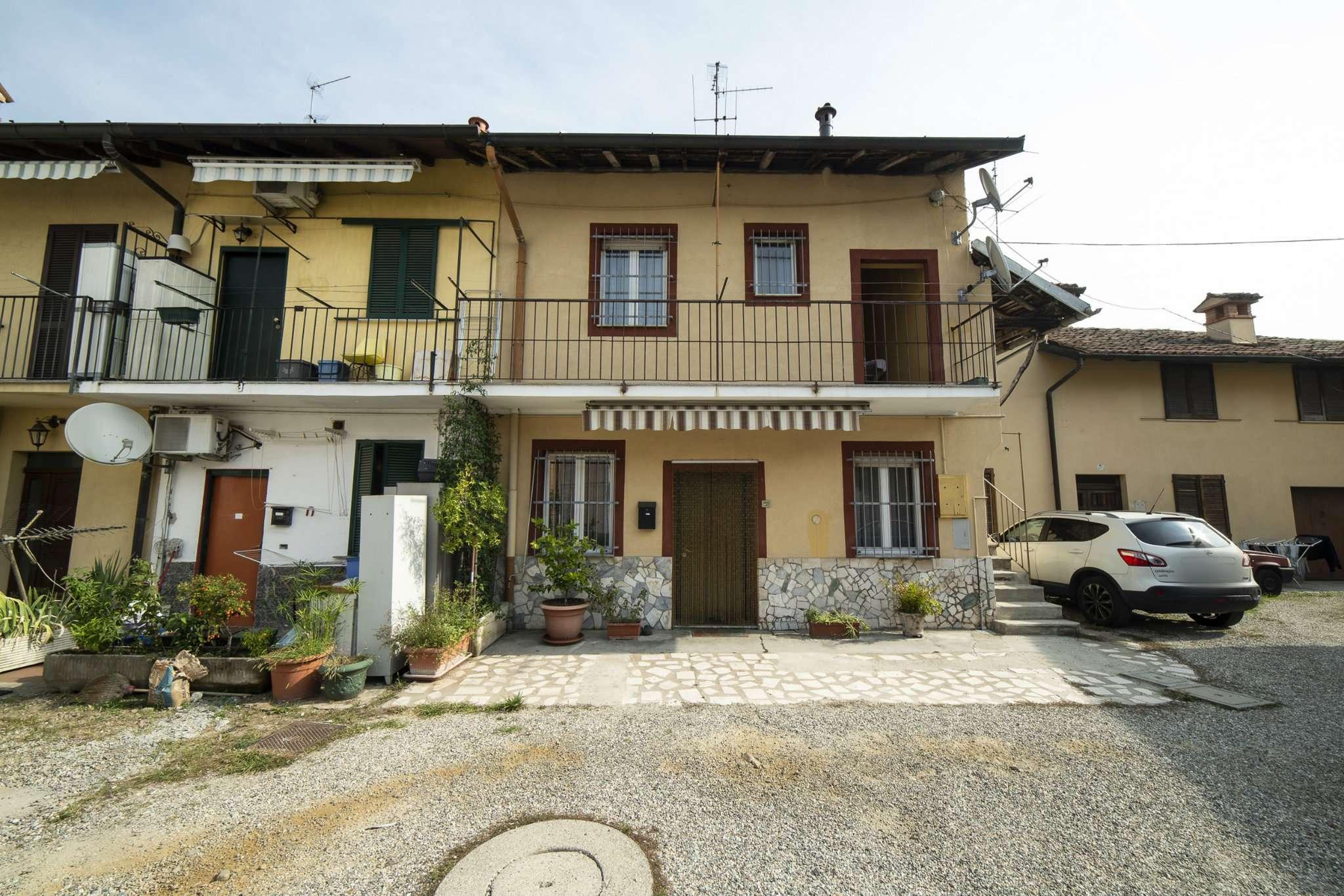 Soluzione Semindipendente in vendita a Albairate, 4 locali, prezzo € 169.000   CambioCasa.it