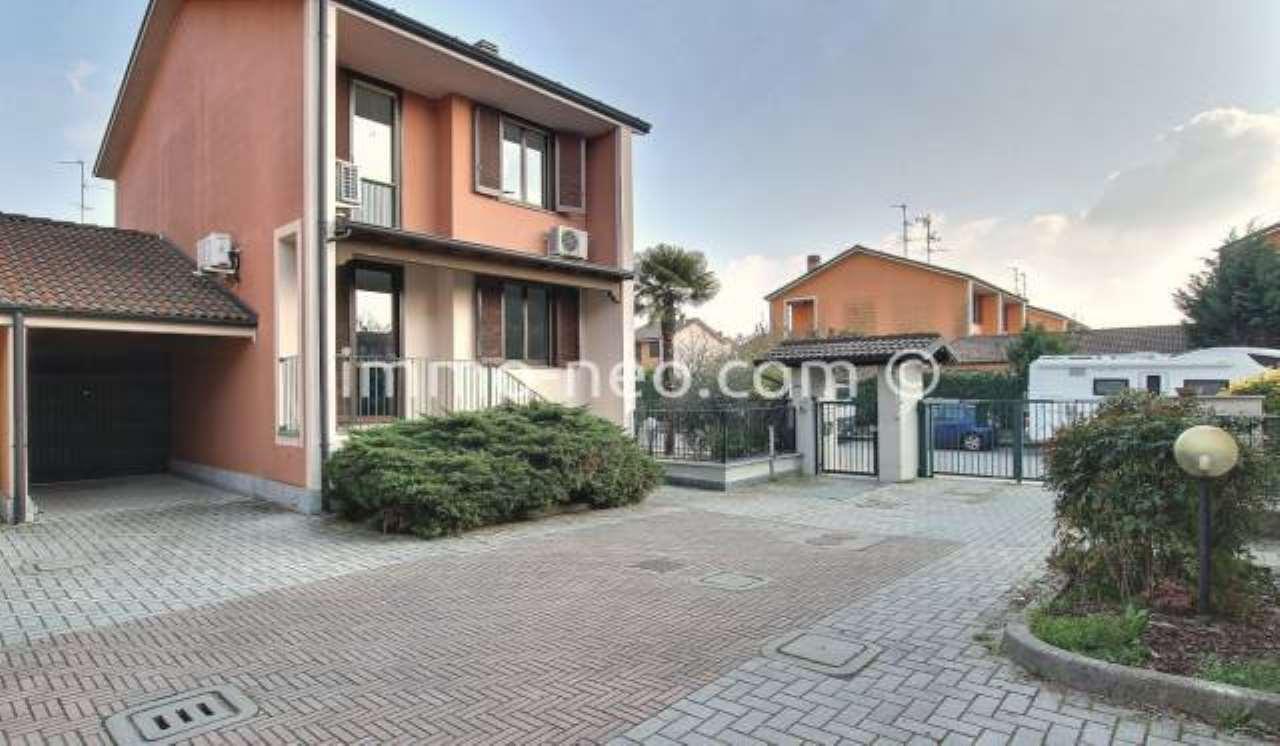 Villetta a schiera in ottime condizioni in vendita Rif. 7453769