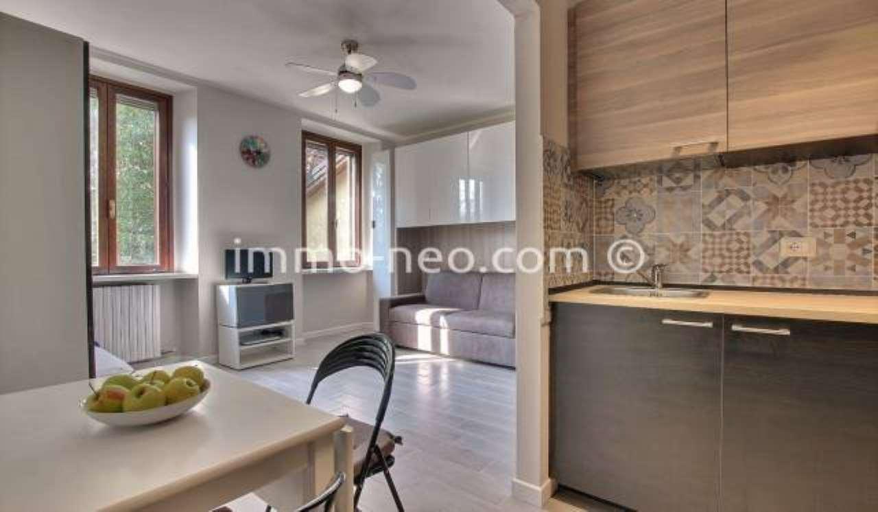 Appartamento in ottime condizioni arredato in vendita Rif. 7453796