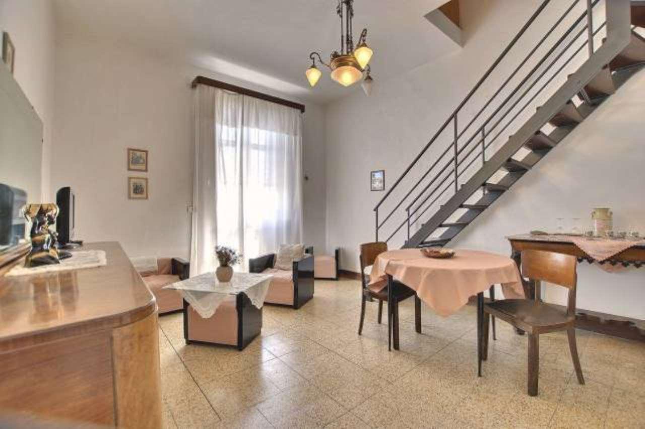 Appartamento in buone condizioni arredato in vendita Rif. 7453913