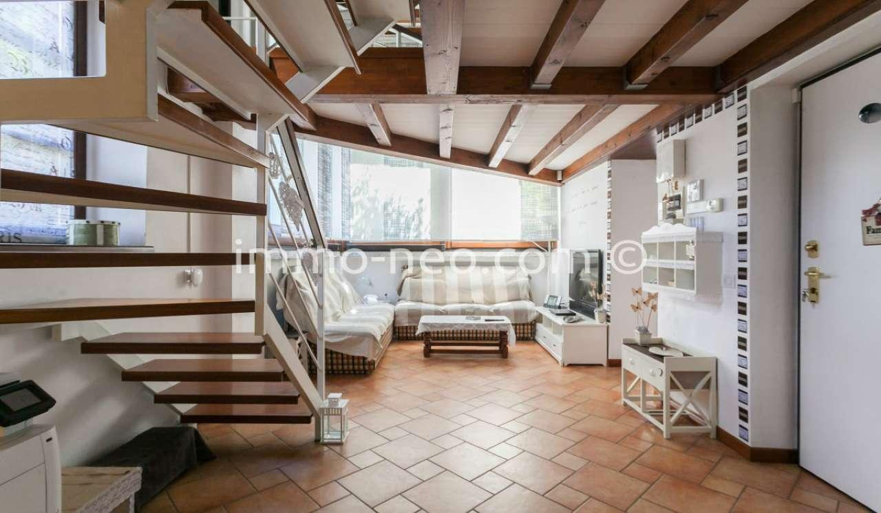 Appartamento ristrutturato parzialmente arredato in vendita Rif. 7761477