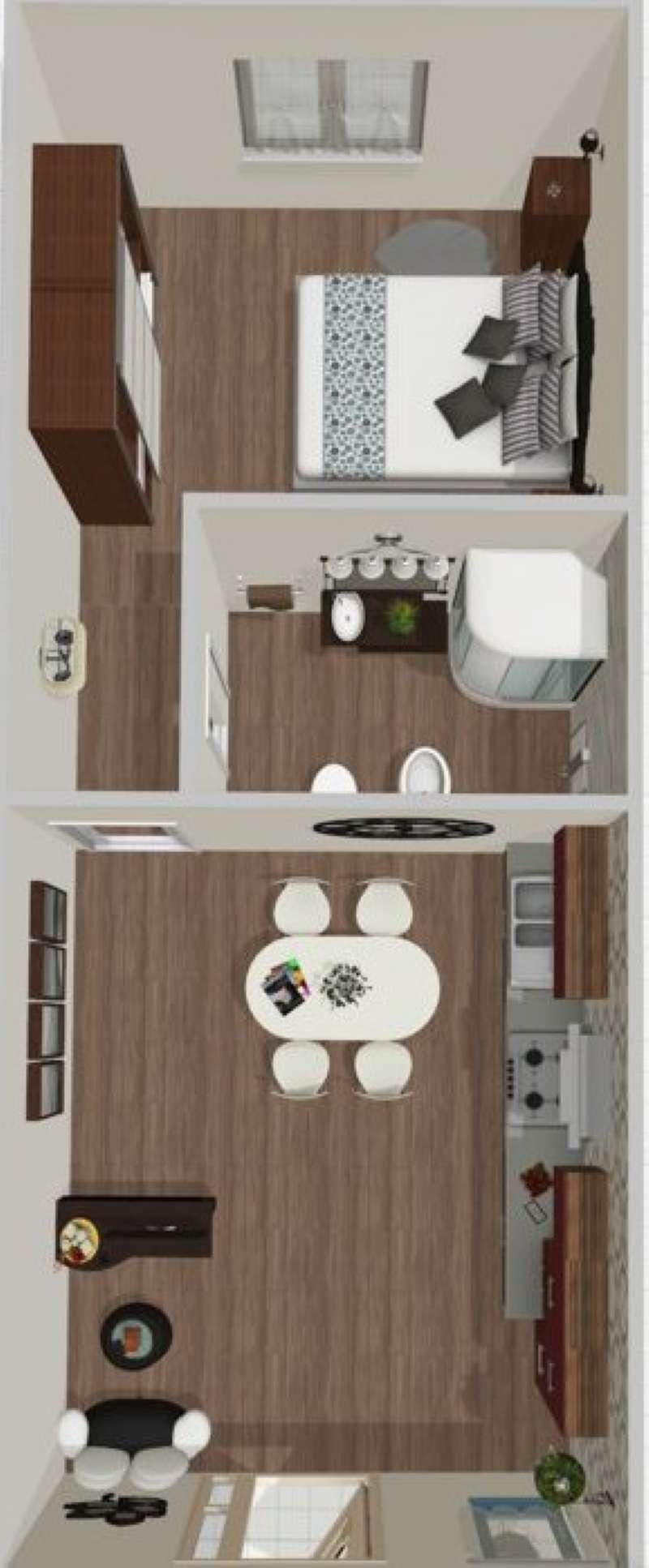 Appartamento in vendita a Roma, 2 locali, zona Zona: 4 . Nomentano, Bologna, Policlinico, prezzo € 249.000   CambioCasa.it