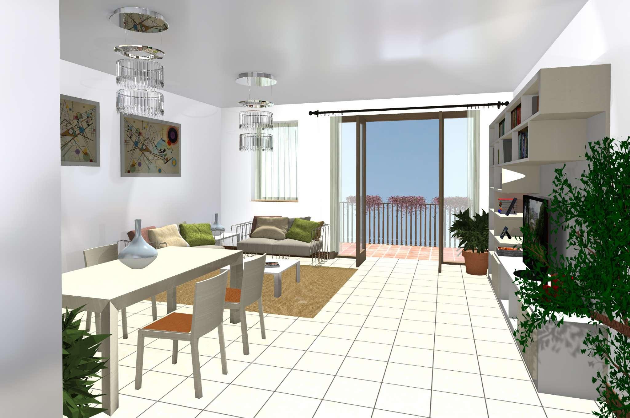 Nuovo appartamento trilocale da personalizzare