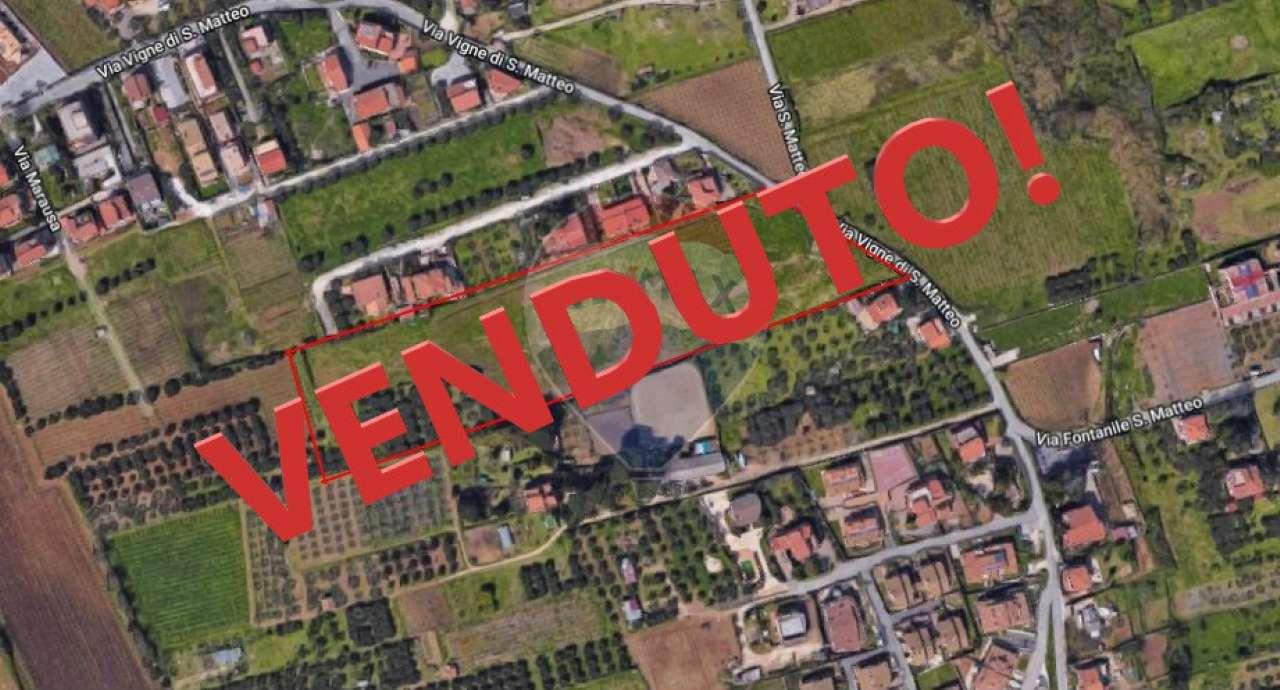 Terreno Edificabile Residenziale in vendita a Roma, 1 locali, zona Zona: 36 . Finocchio, Torre Gaia, Tor Vergata, Borghesiana, prezzo € 1.690.000   CambioCasa.it