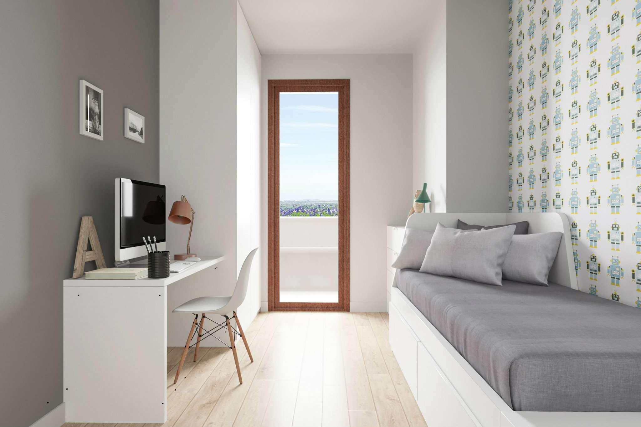 Appartamento in vendita a Roma, 3 locali, zona Zona: 34 . Bufalotta, Sette Bagni, Casal Boccone, Casale Monastero, Settecamini, prezzo € 321.000   CambioCasa.it