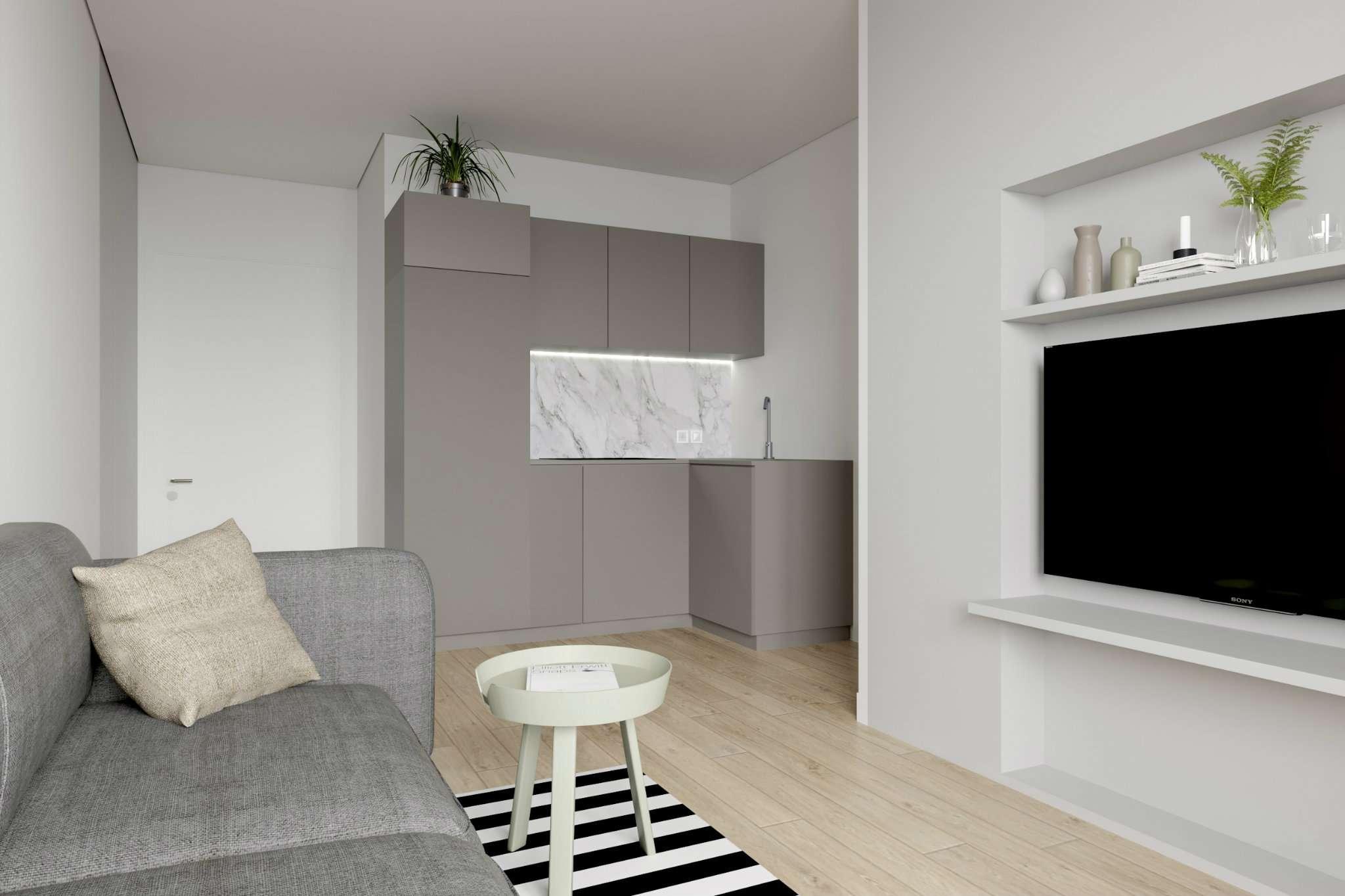 Appartamento in vendita a Roma, 1 locali, zona Zona: 34 . Bufalotta, Sette Bagni, Casal Boccone, Casale Monastero, Settecamini, prezzo € 134.000   CambioCasa.it