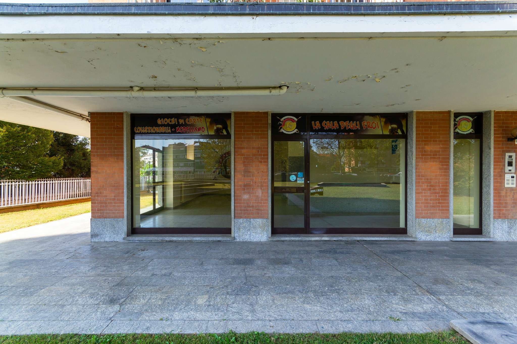 Negozio / Locale in vendita a Orbassano, 2 locali, prezzo € 109.000 | PortaleAgenzieImmobiliari.it