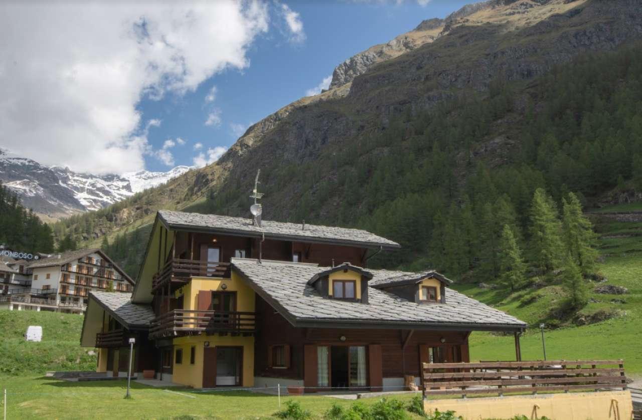 Appartamento in vendita a Gressoney-la-Trinitè, 4 locali, prezzo € 189.000   PortaleAgenzieImmobiliari.it