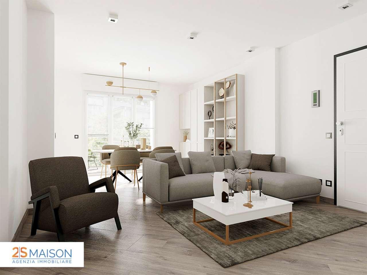 Appartamento in vendita a Santa Margherita Ligure, 4 locali, prezzo € 295.000   PortaleAgenzieImmobiliari.it