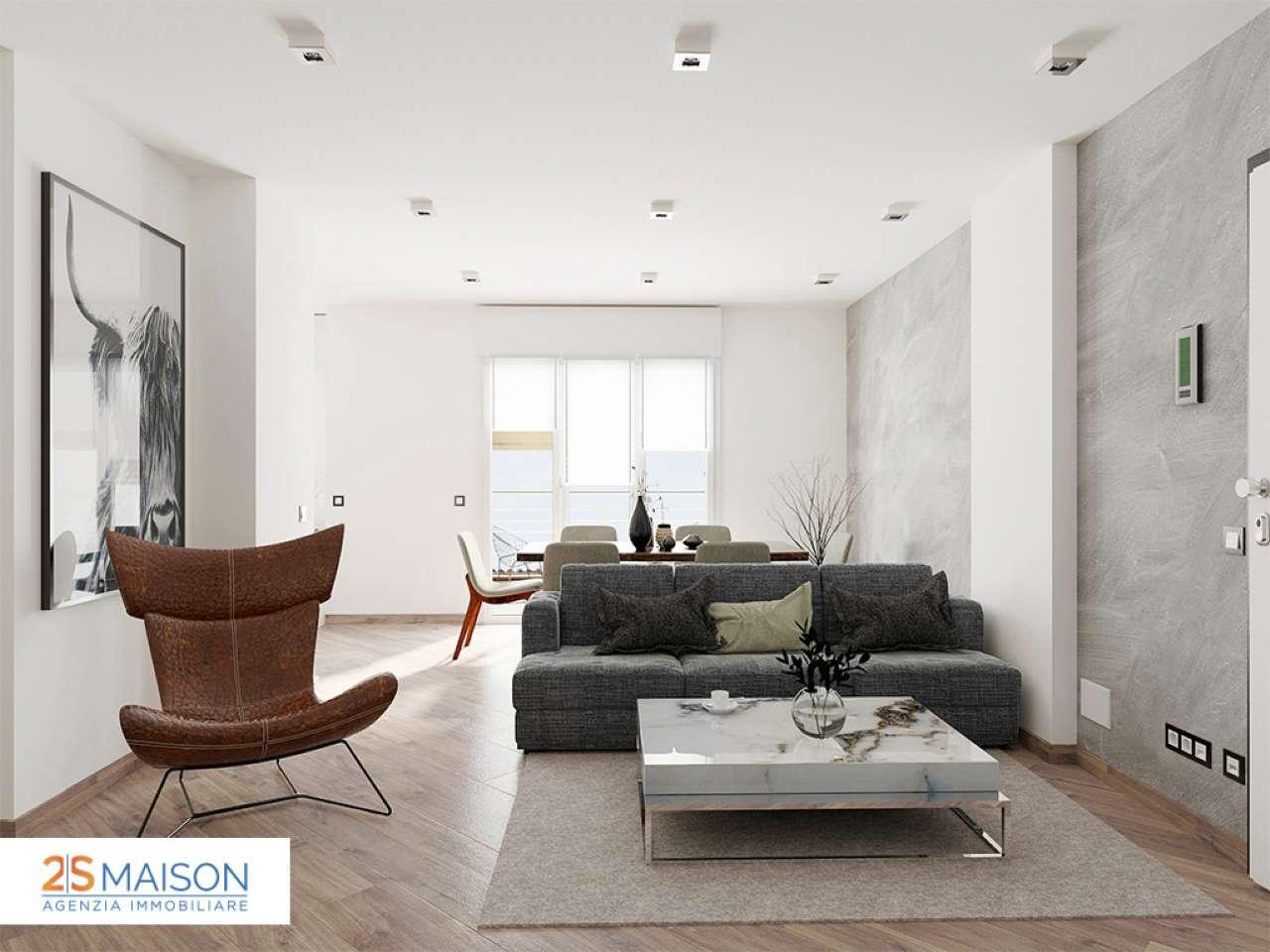 Appartamento in vendita a Santa Margherita Ligure, 4 locali, prezzo € 415.000 | CambioCasa.it