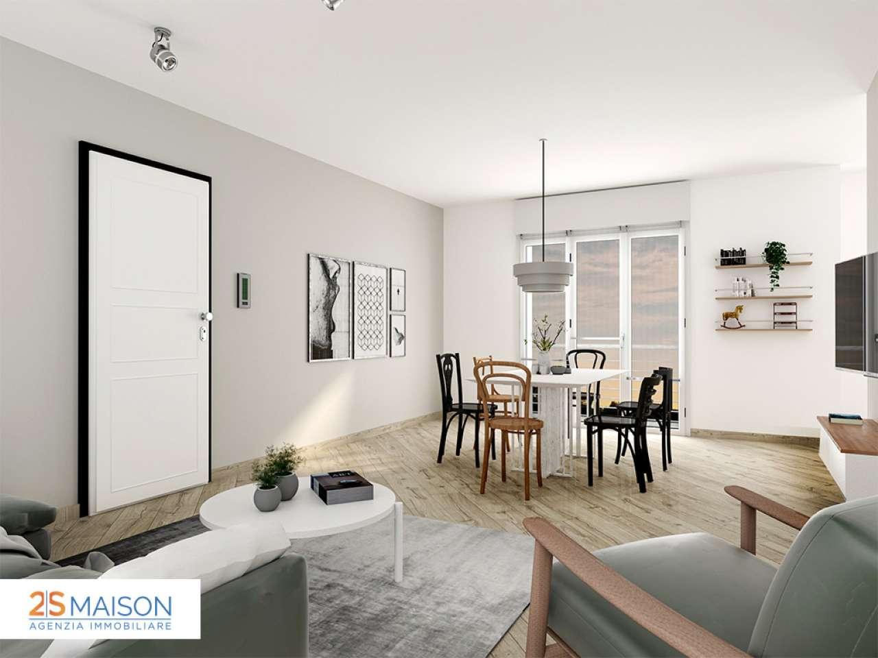 Appartamento in vendita a Santa Margherita Ligure, 3 locali, prezzo € 285.000 | CambioCasa.it