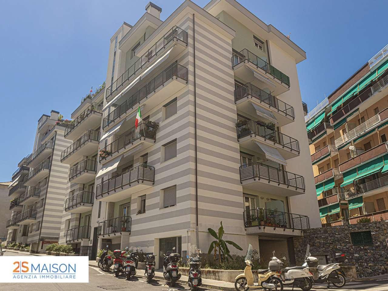Appartamento in vendita a Santa Margherita Ligure, 4 locali, prezzo € 335.000 | PortaleAgenzieImmobiliari.it