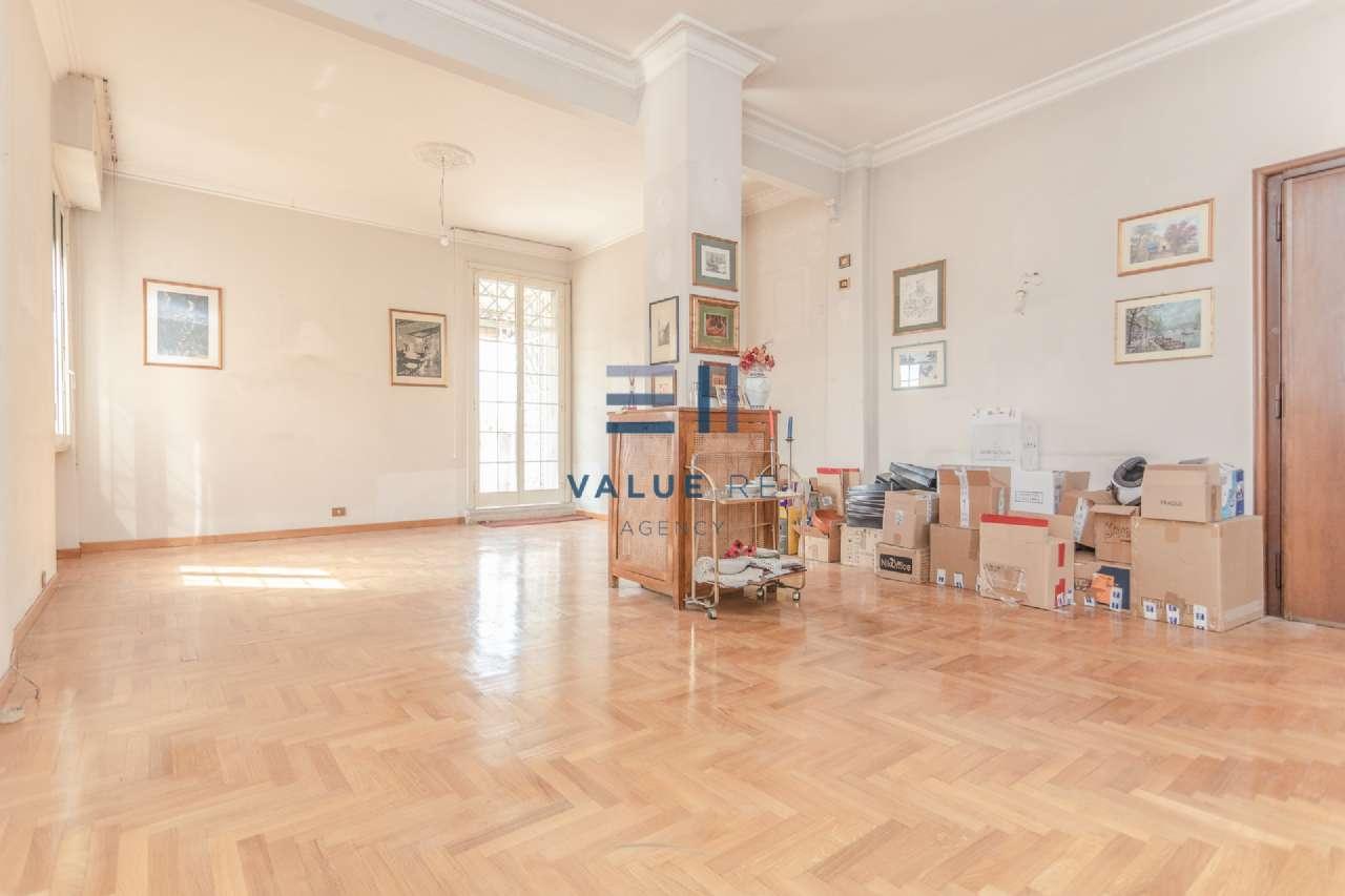 Appartamento in vendita a Roma, 5 locali, zona Zona: 4 . Nomentano, Bologna, Policlinico, prezzo € 710.000   CambioCasa.it