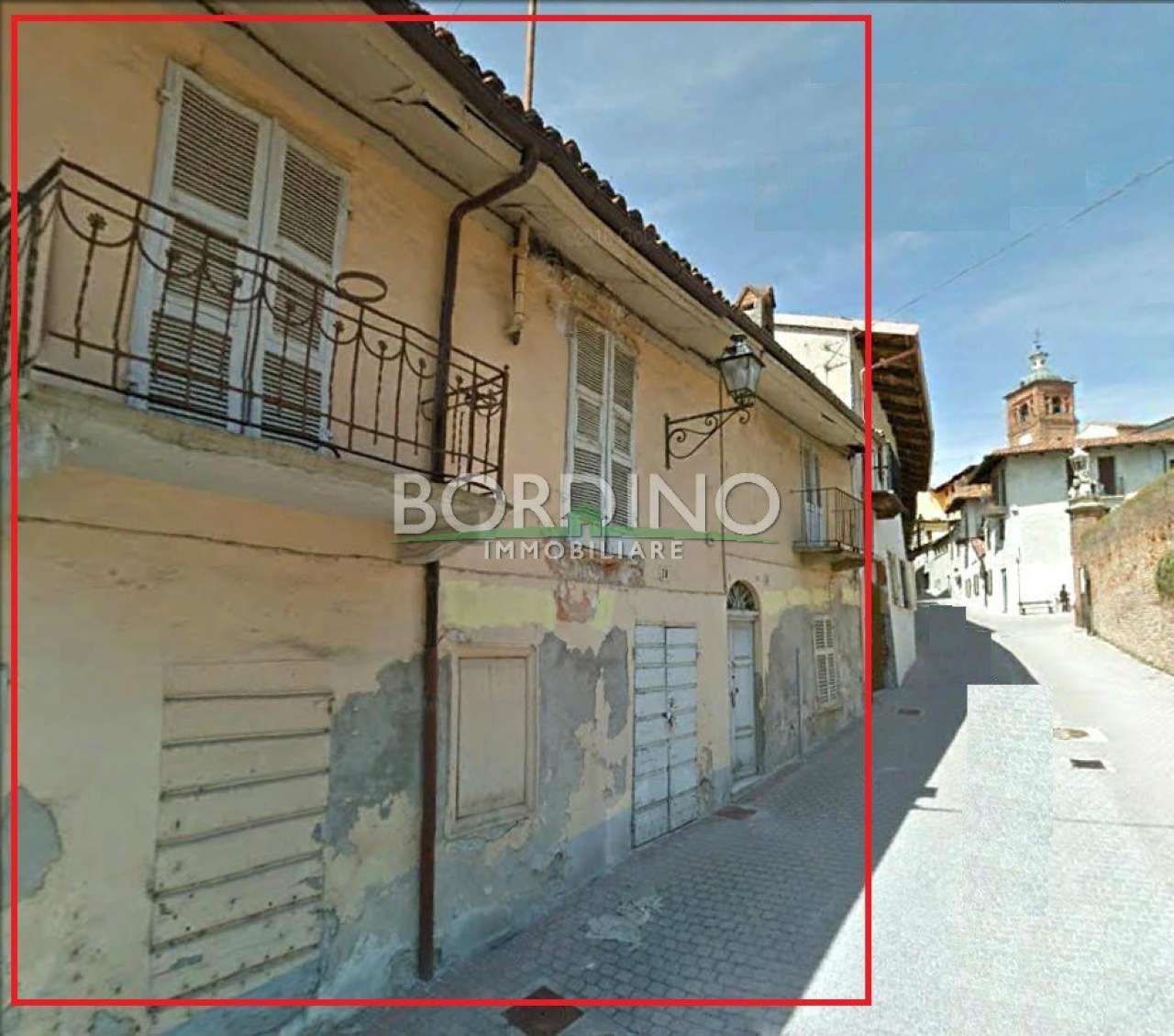 Rustico / Casale in vendita a Sommariva Perno, 10 locali, prezzo € 75.000 | CambioCasa.it