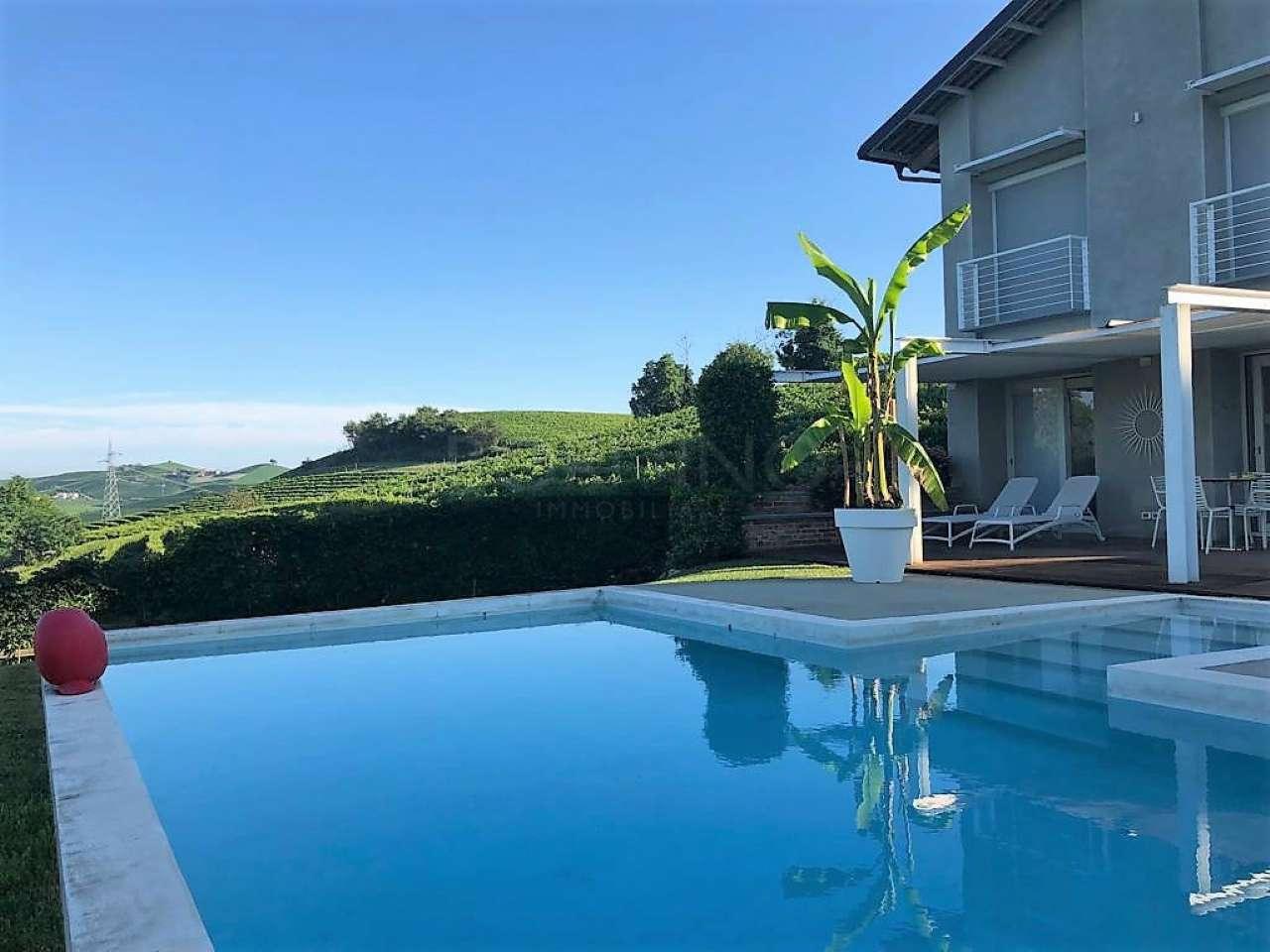 Villa in vendita a Roddi, 13 locali, prezzo € 880.000 | CambioCasa.it
