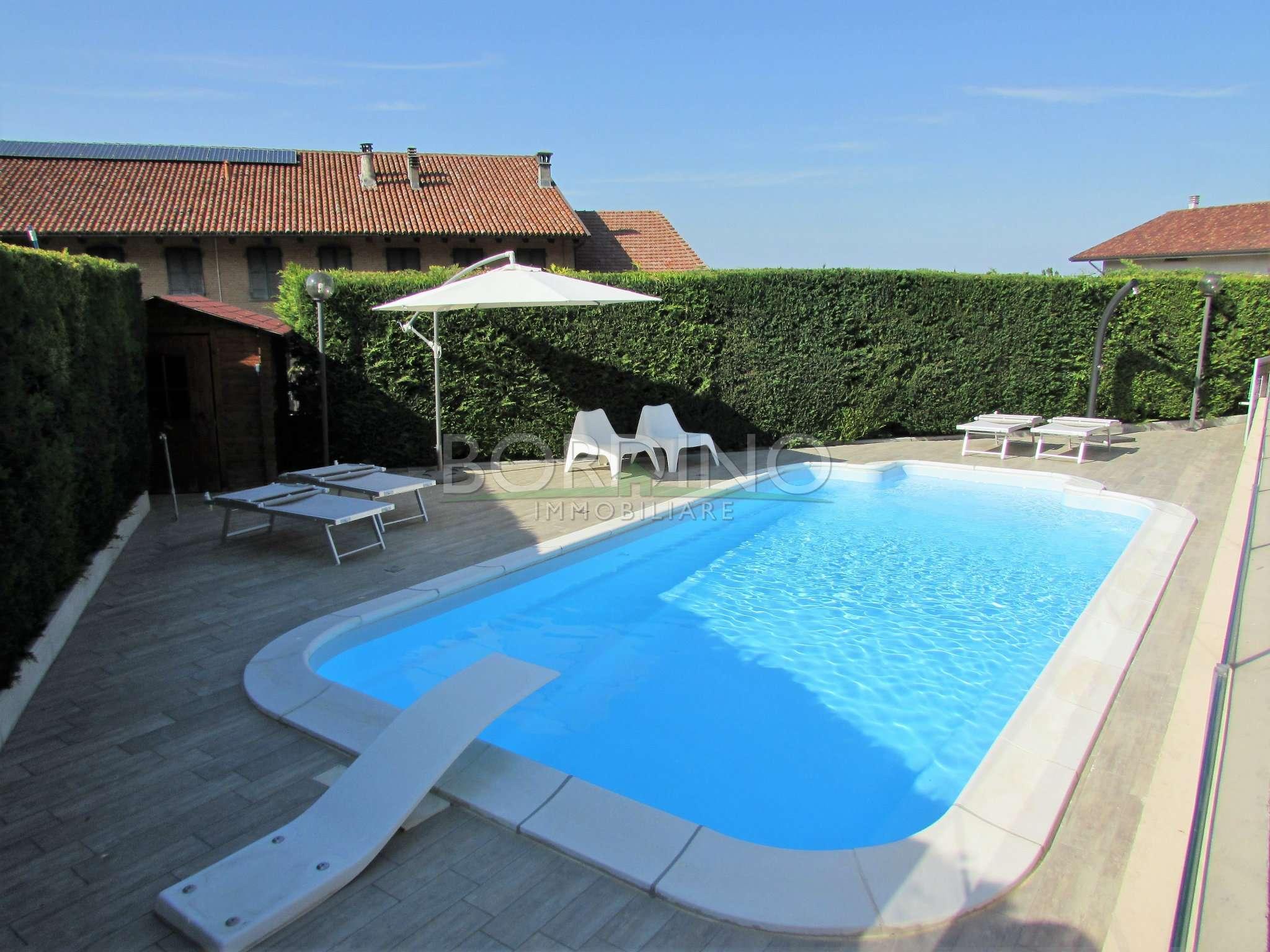 Villa Bifamiliare in vendita a Magliano Alfieri, 10 locali, prezzo € 540.000 | PortaleAgenzieImmobiliari.it