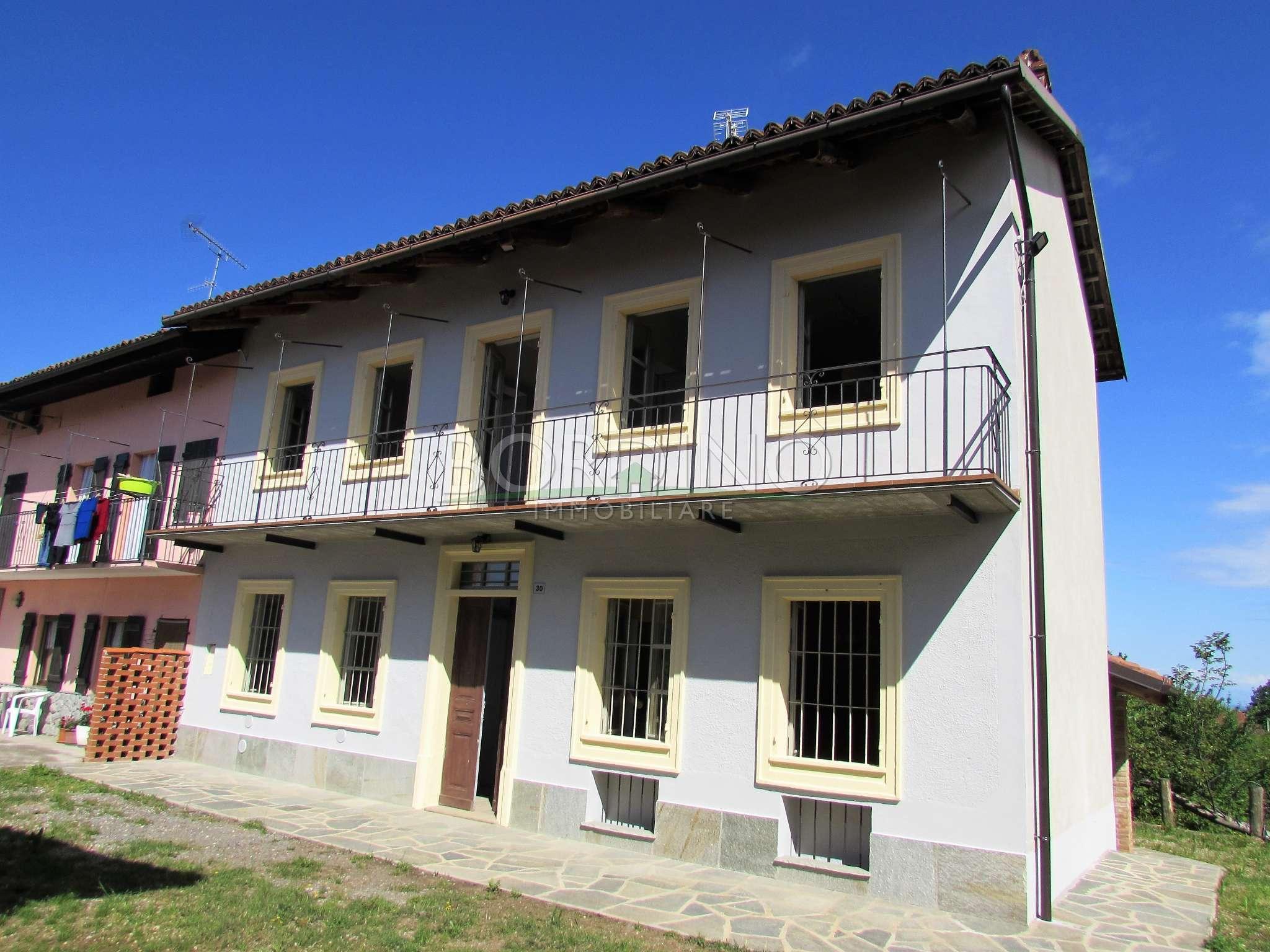 Soluzione Indipendente in vendita a Santo Stefano Roero, 4 locali, prezzo € 185.000 | PortaleAgenzieImmobiliari.it