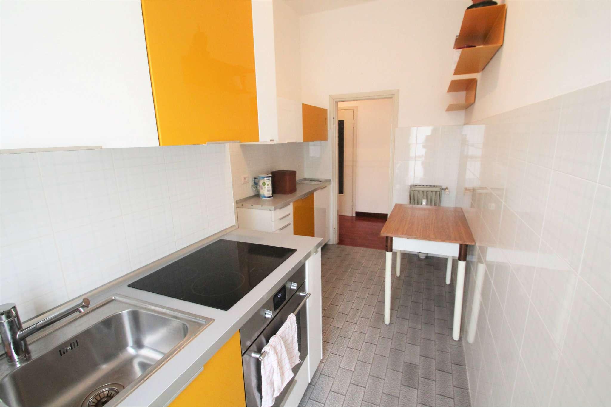 Appartamento in buone condizioni parzialmente arredato in vendita Rif. 8803342