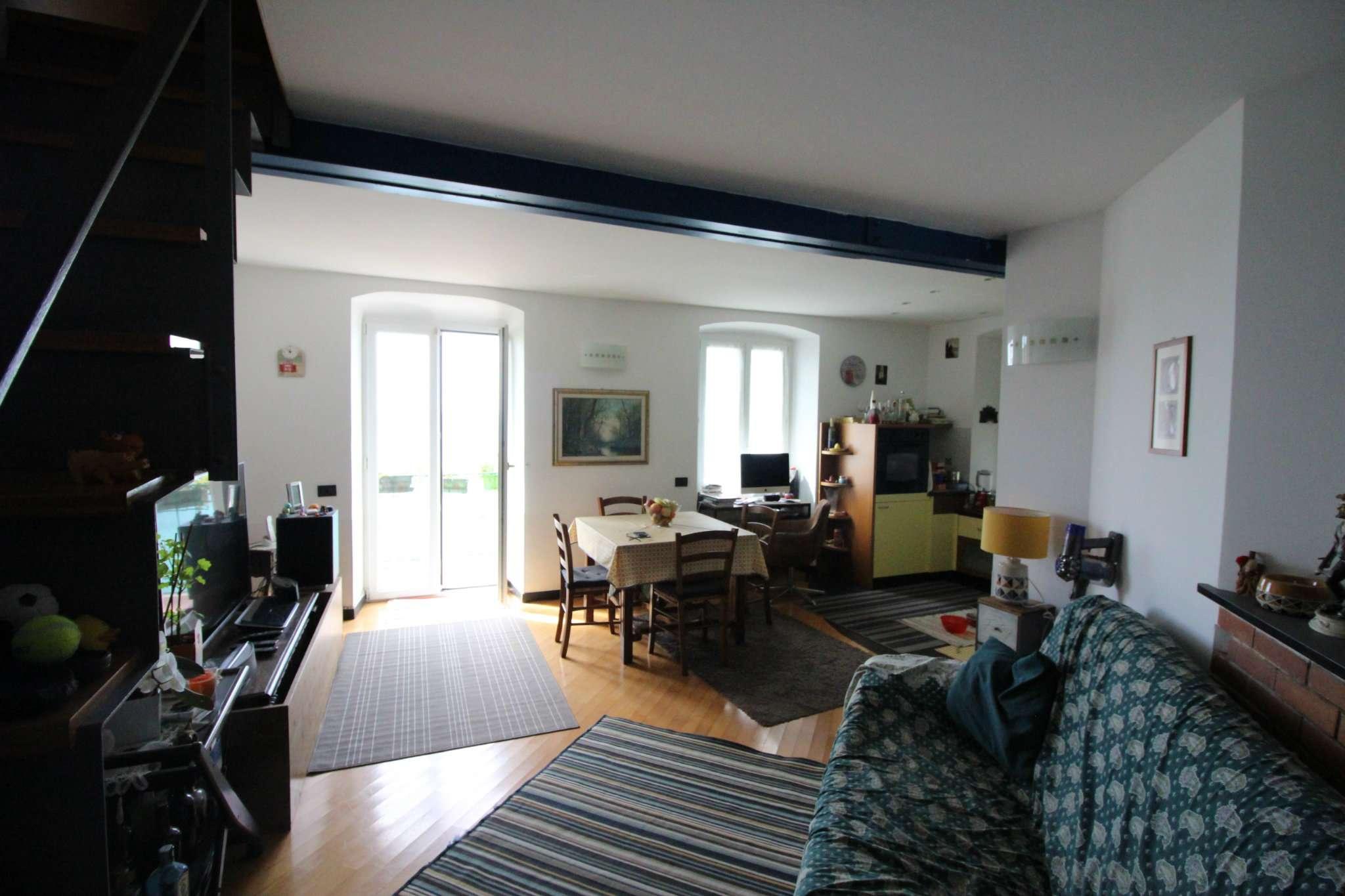 Appartamento in vendita a Pieve Ligure, 4 locali, prezzo € 390.000   CambioCasa.it