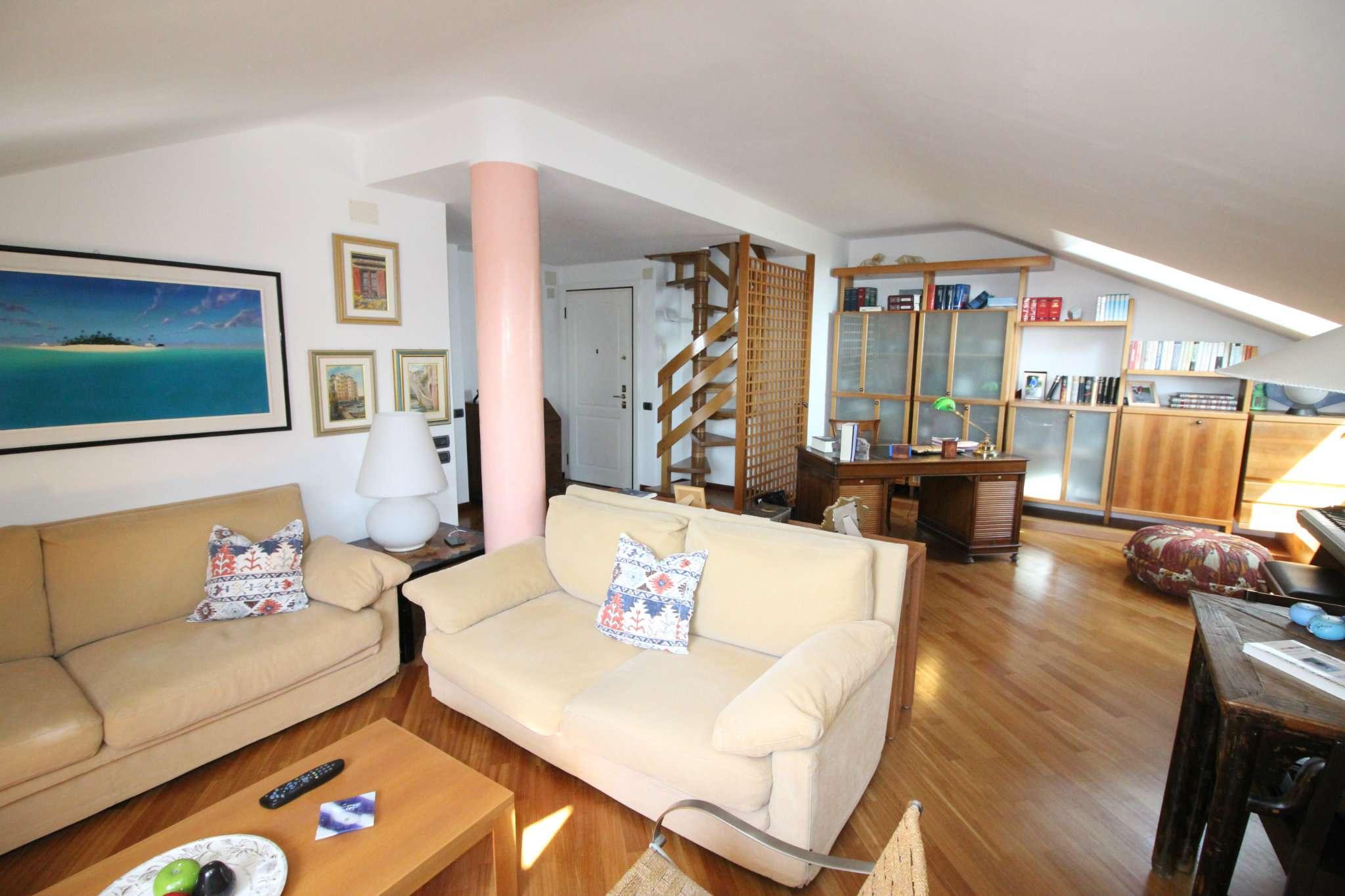 Appartamento in vendita a Bogliasco, 5 locali, prezzo € 465.000 | PortaleAgenzieImmobiliari.it