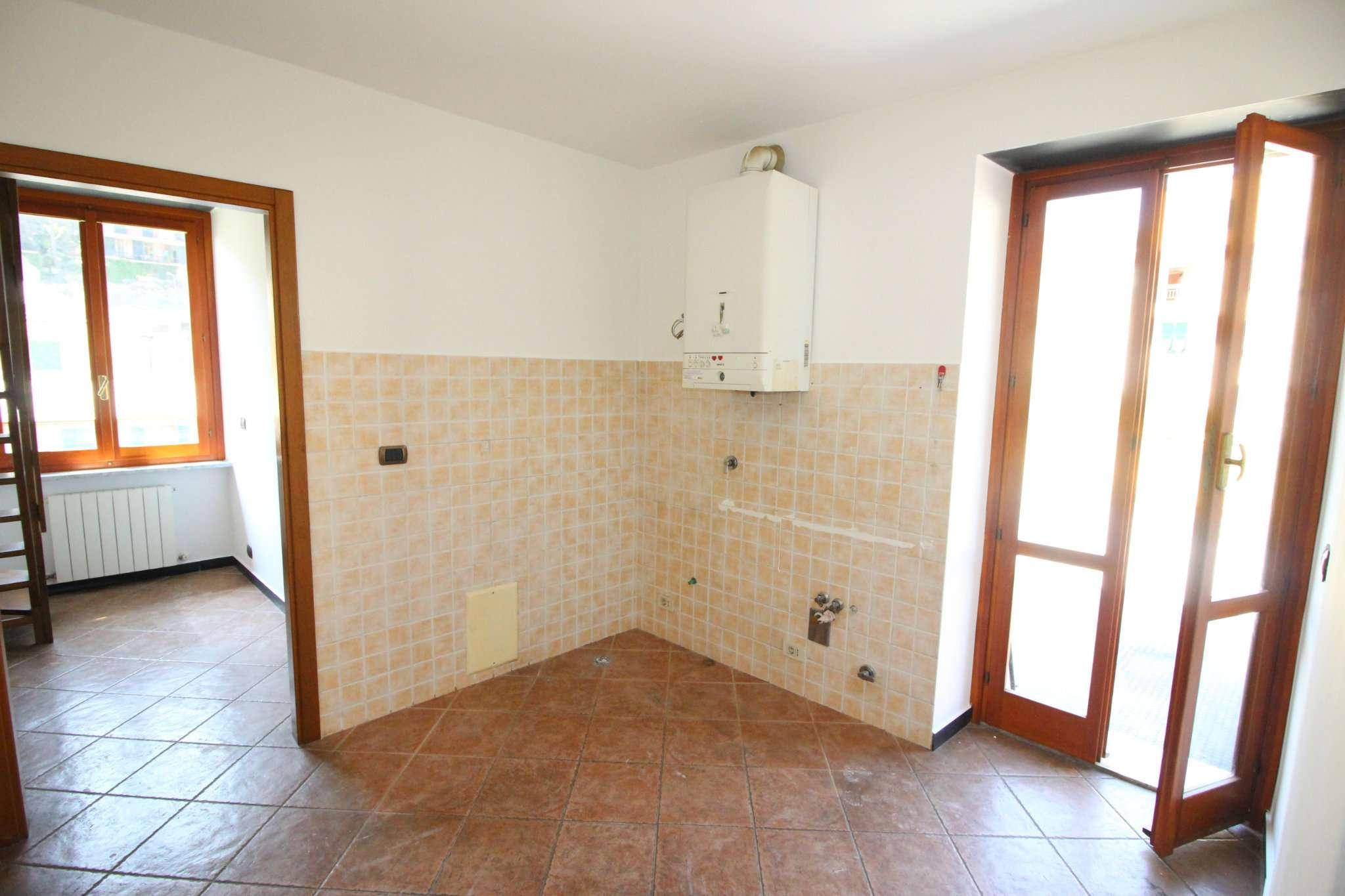Appartamento in affitto a Sori, 2 locali, prezzo € 550   CambioCasa.it