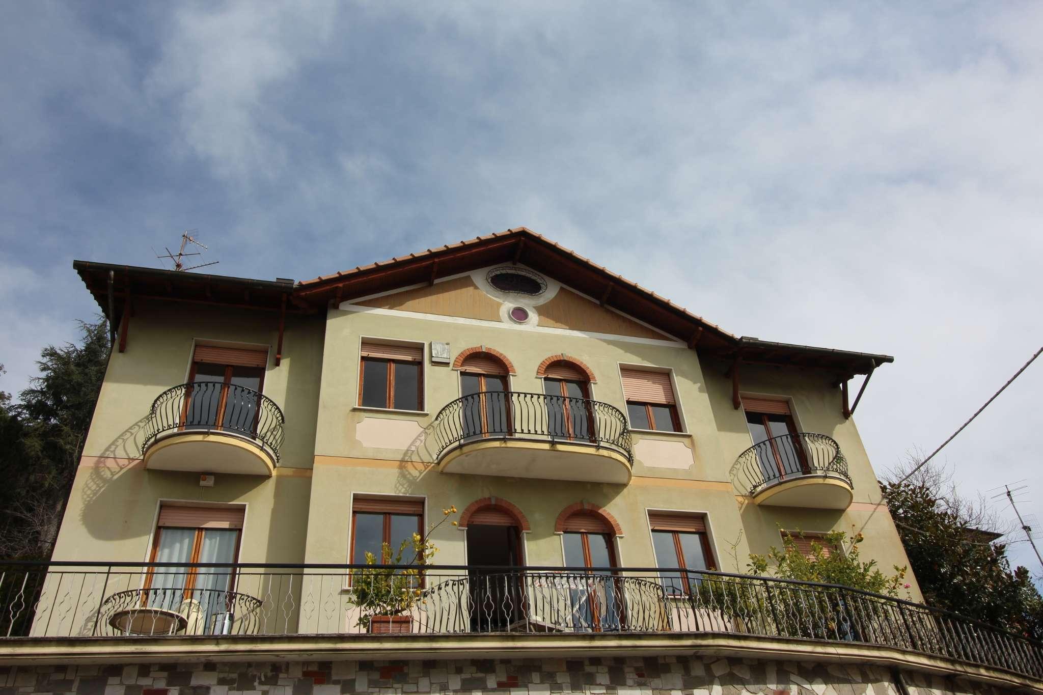 Soluzione Indipendente in vendita a Uscio, 13 locali, prezzo € 440.000   CambioCasa.it