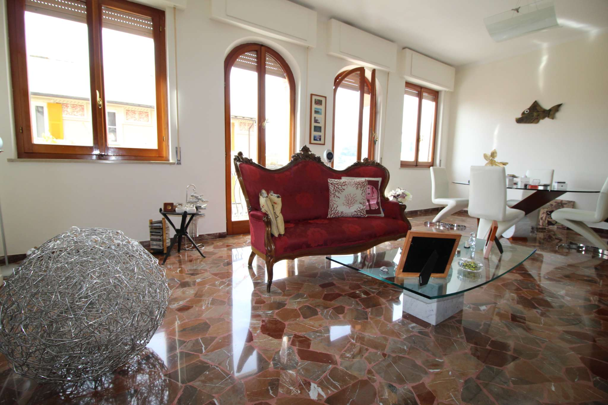 Appartamento in vendita a Uscio, 4 locali, prezzo € 215.000   PortaleAgenzieImmobiliari.it