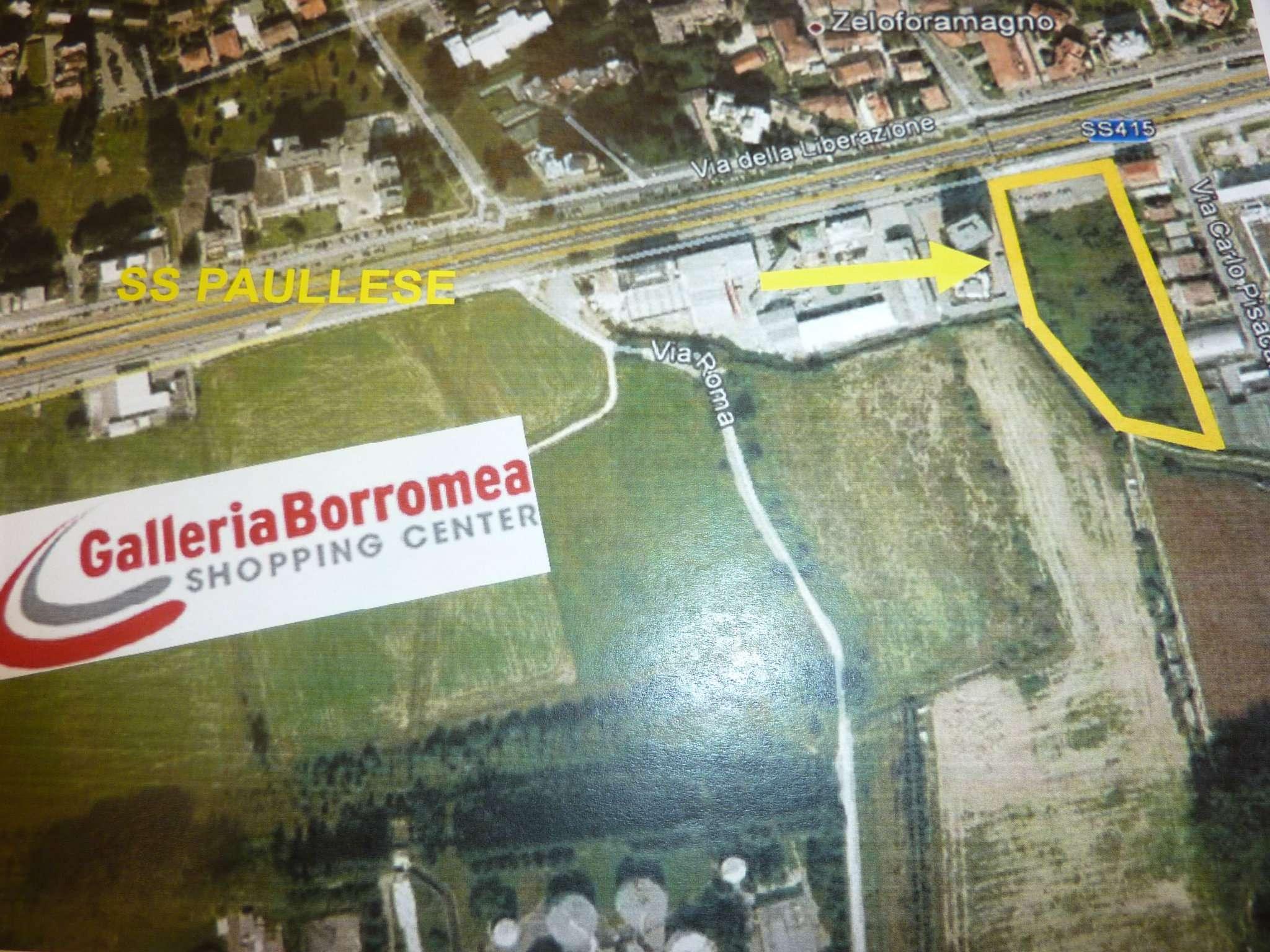 Terreno Edificabile Artigianale in vendita a Peschiera Borromeo, 9999 locali, prezzo € 400.000 | CambioCasa.it