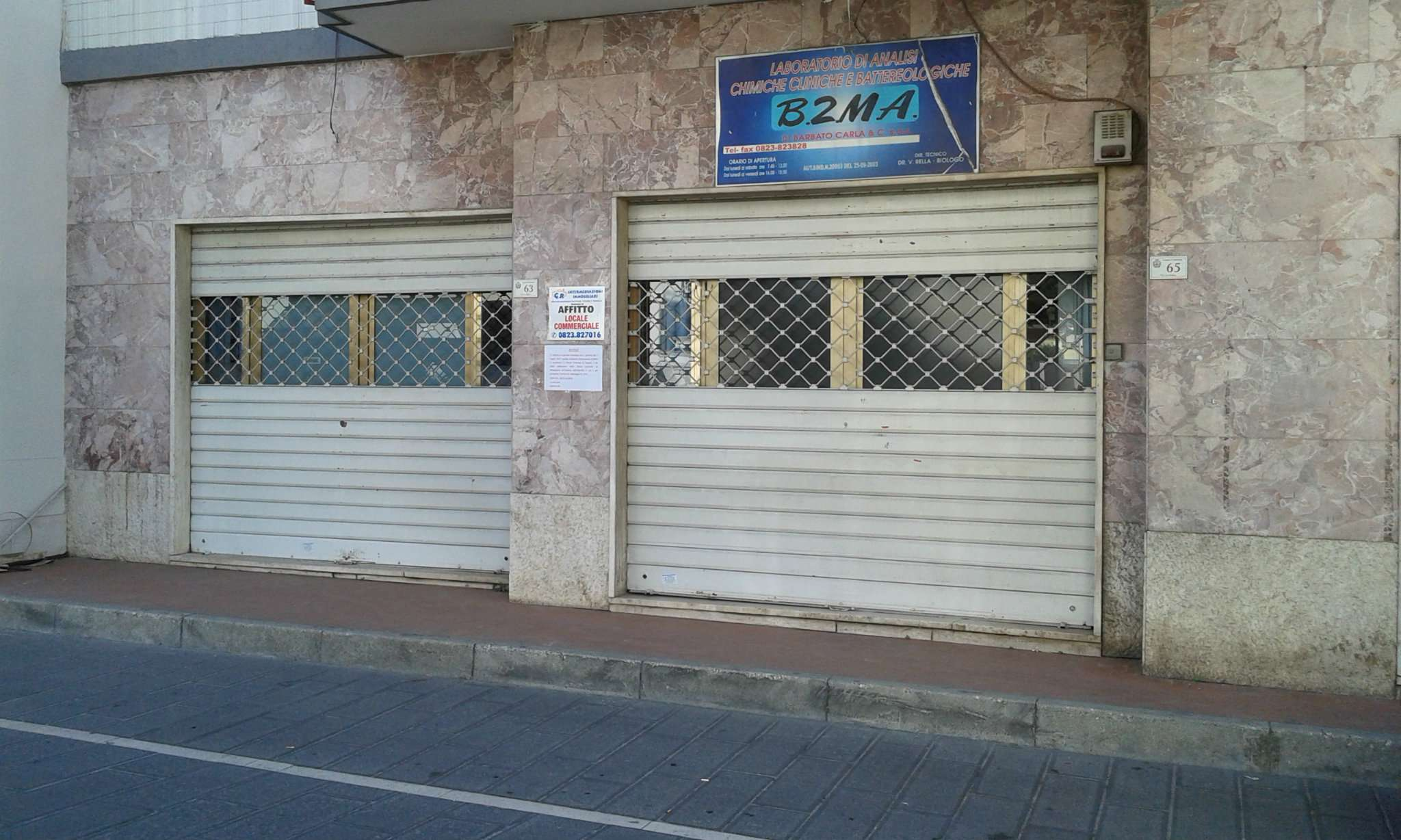 Negozio / Locale in affitto a Marcianise, 1 locali, prezzo € 1.100 | CambioCasa.it